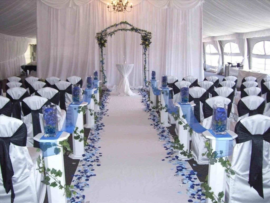 10 Lovable Royal Blue And Silver Wedding Ideas 50 unique wedding decorations catalogs wedding inspirations 1