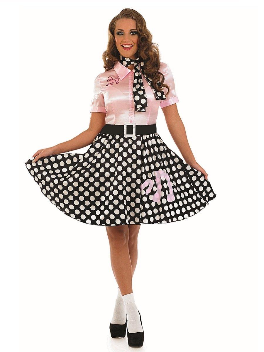 10 Ideal Rock N Roll Costume Ideas 50s rock n roll girl costume 2021