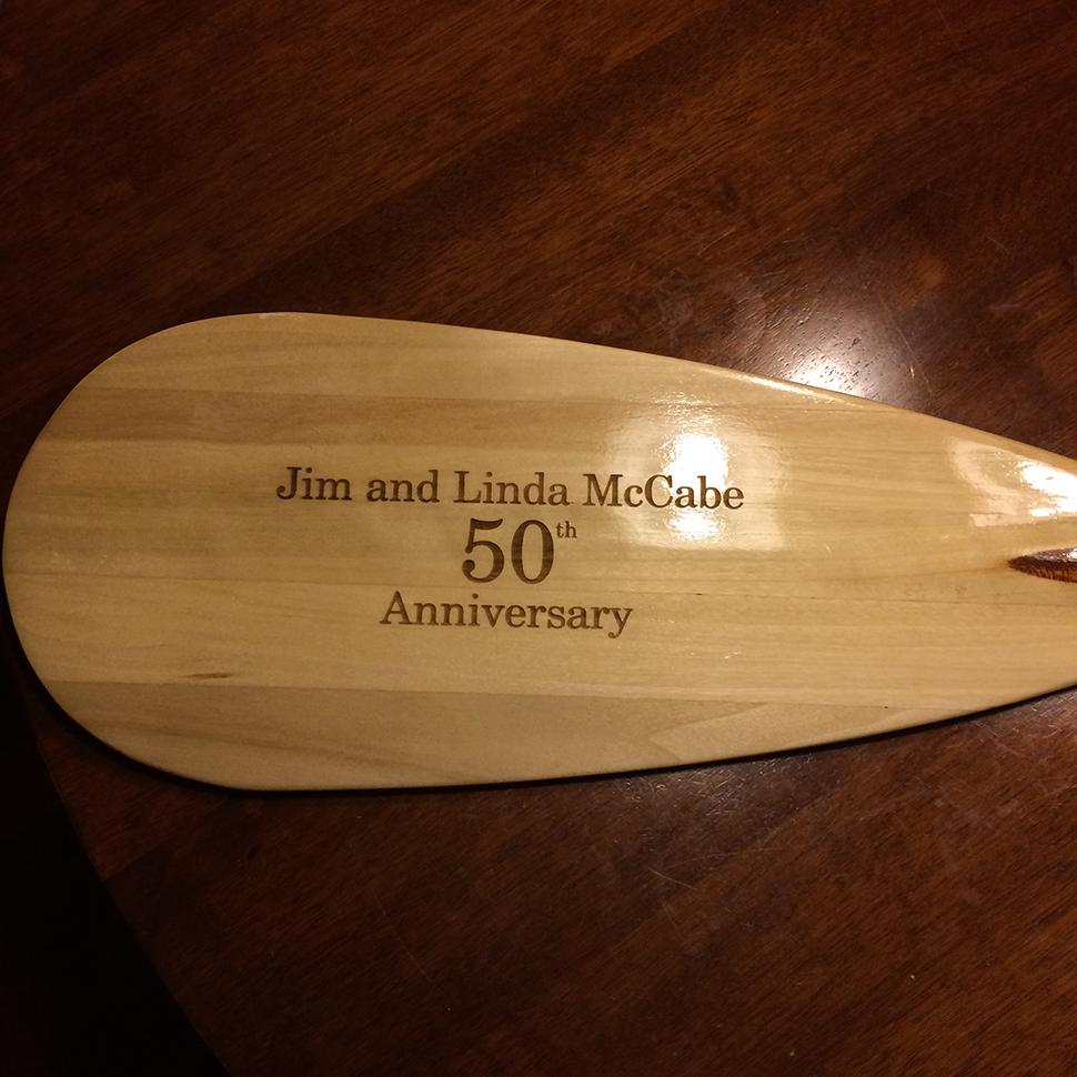 10 Fashionable 50 Wedding Anniversary Gift Ideas 50th anniversary gift idea cut out laser 2 2020