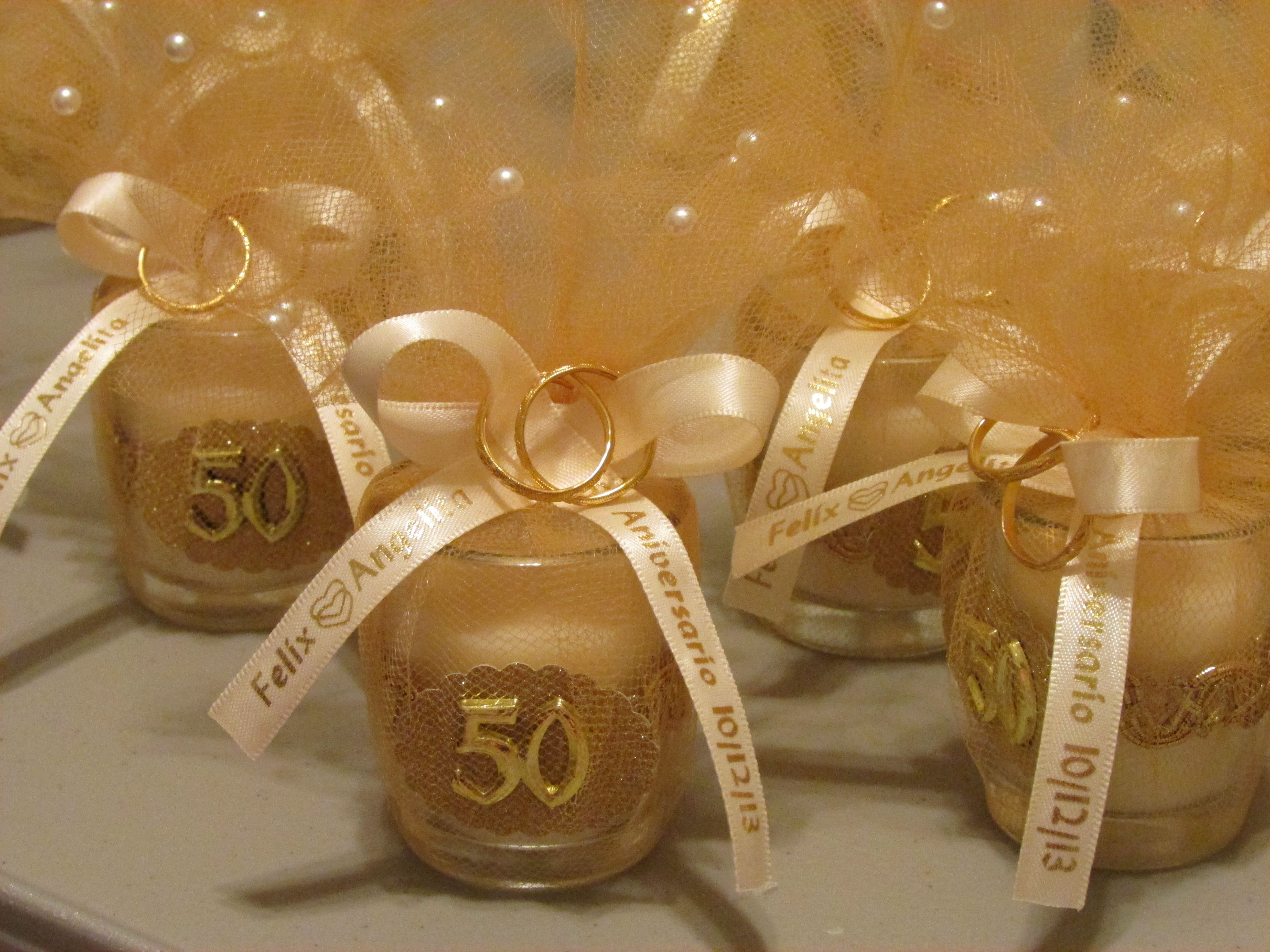 10 Famous 50Th Anniversary Party Favor Ideas 50th anniversary party favors diy my parents 50th anniversary diy