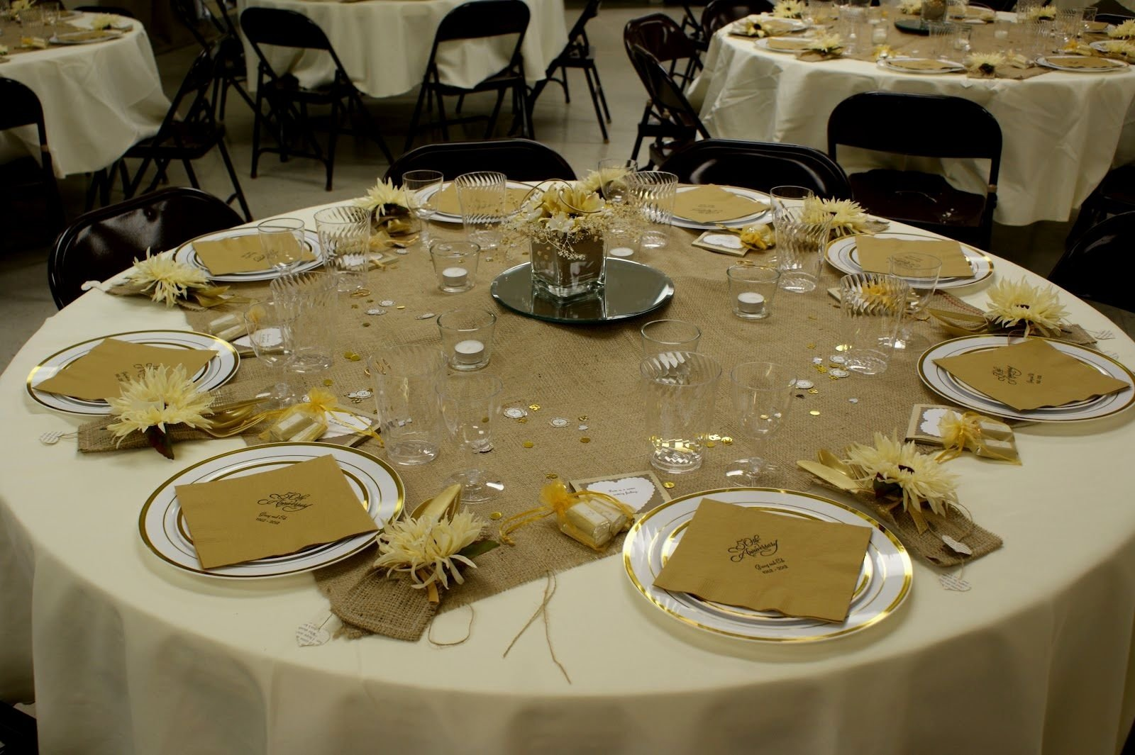 10 Stylish Anniversary Party Ideas For Parents 50th anniversary party ideas on a budget decorating of party 2020