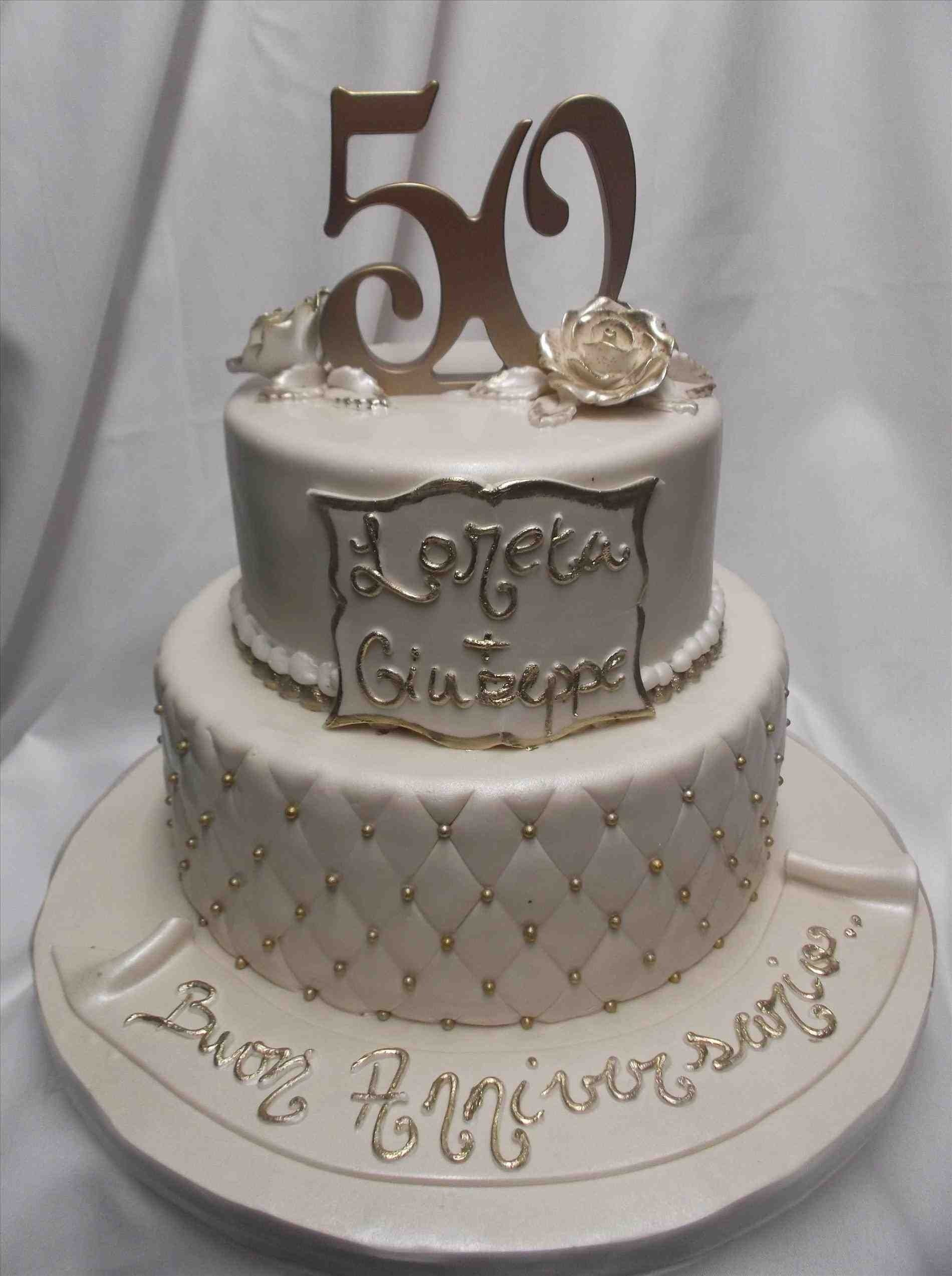 10 Awesome 50Th Birthday Cake Decorating Ideas 50th birthday cake decorating ideas 4birthday 2020