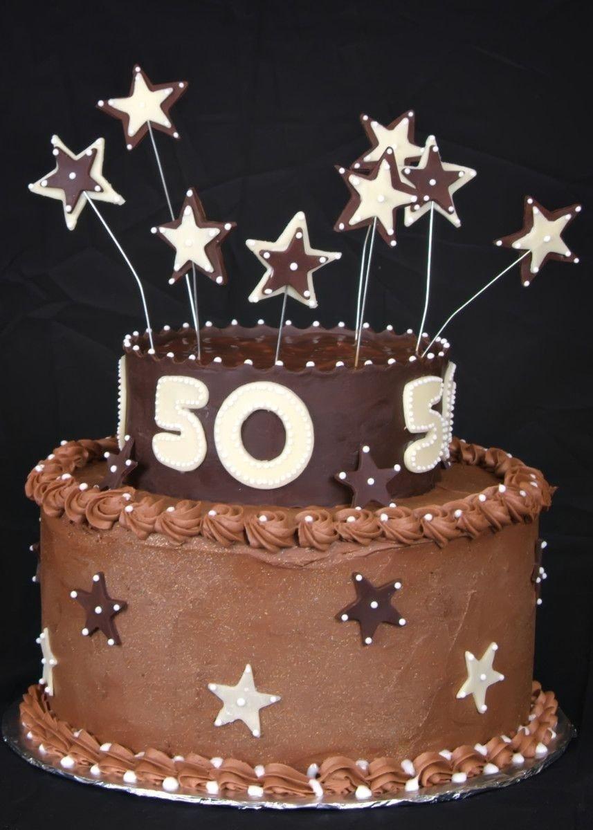 10 Wonderful Ideas For 50Th Birthday Cake 50th birthday cake designs 8 cake design and decorating ideas 1 2020