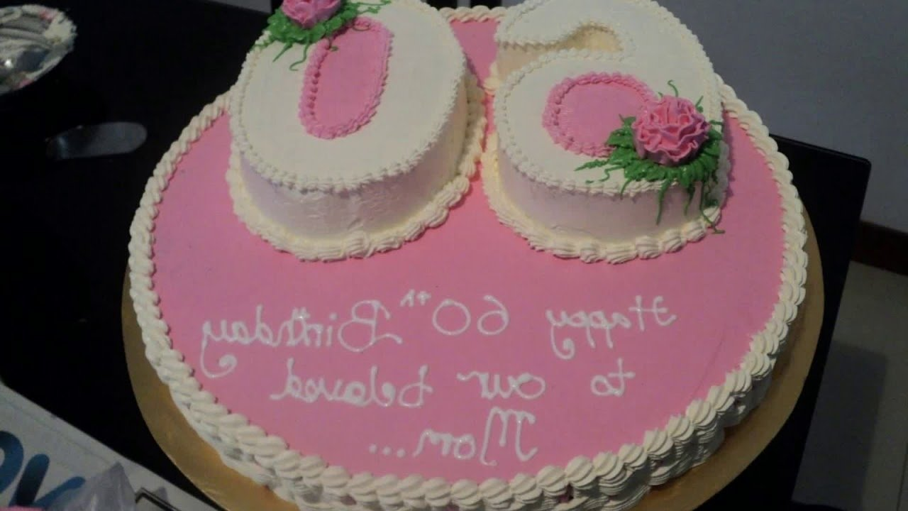 10 Fashionable Birthday Cake Ideas For Mom 50th birthday cake ideas for mom youtube 2021