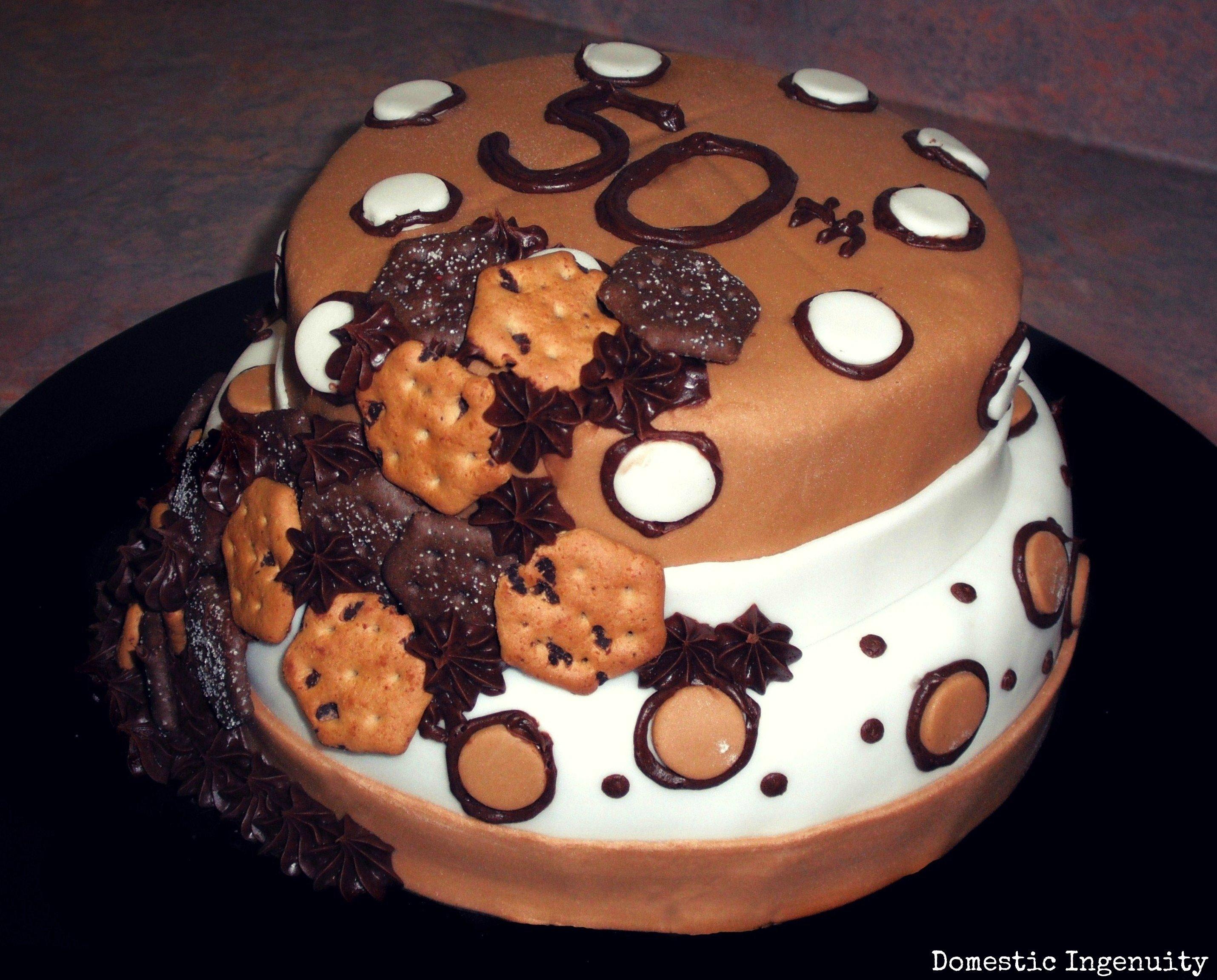 10 Awesome 50Th Birthday Cake Decorating Ideas 50th birthday cake 2020