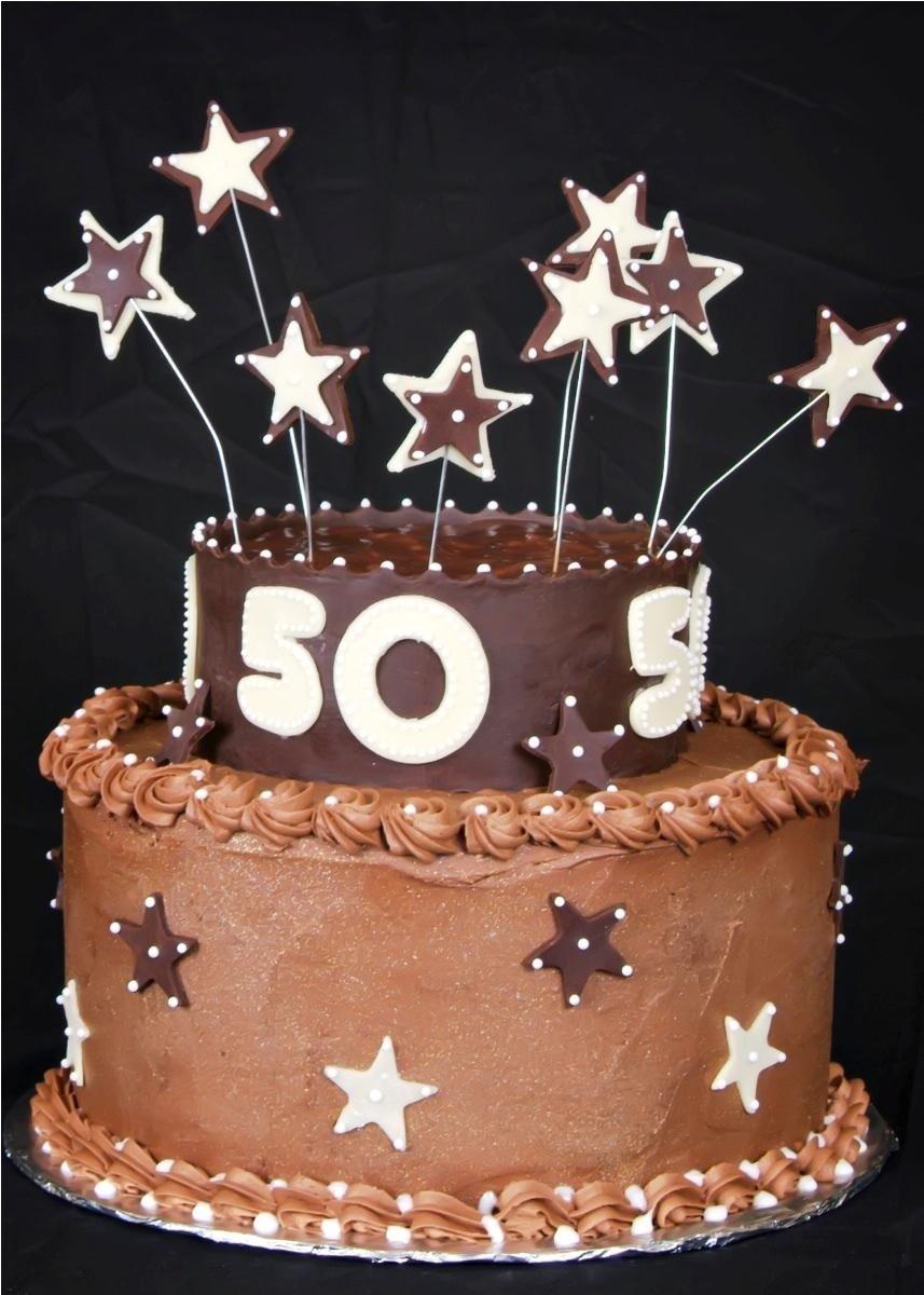 10 Pretty 50Th Birthday Cake Ideas For Men 50th Cakes Images Protoblogr Design