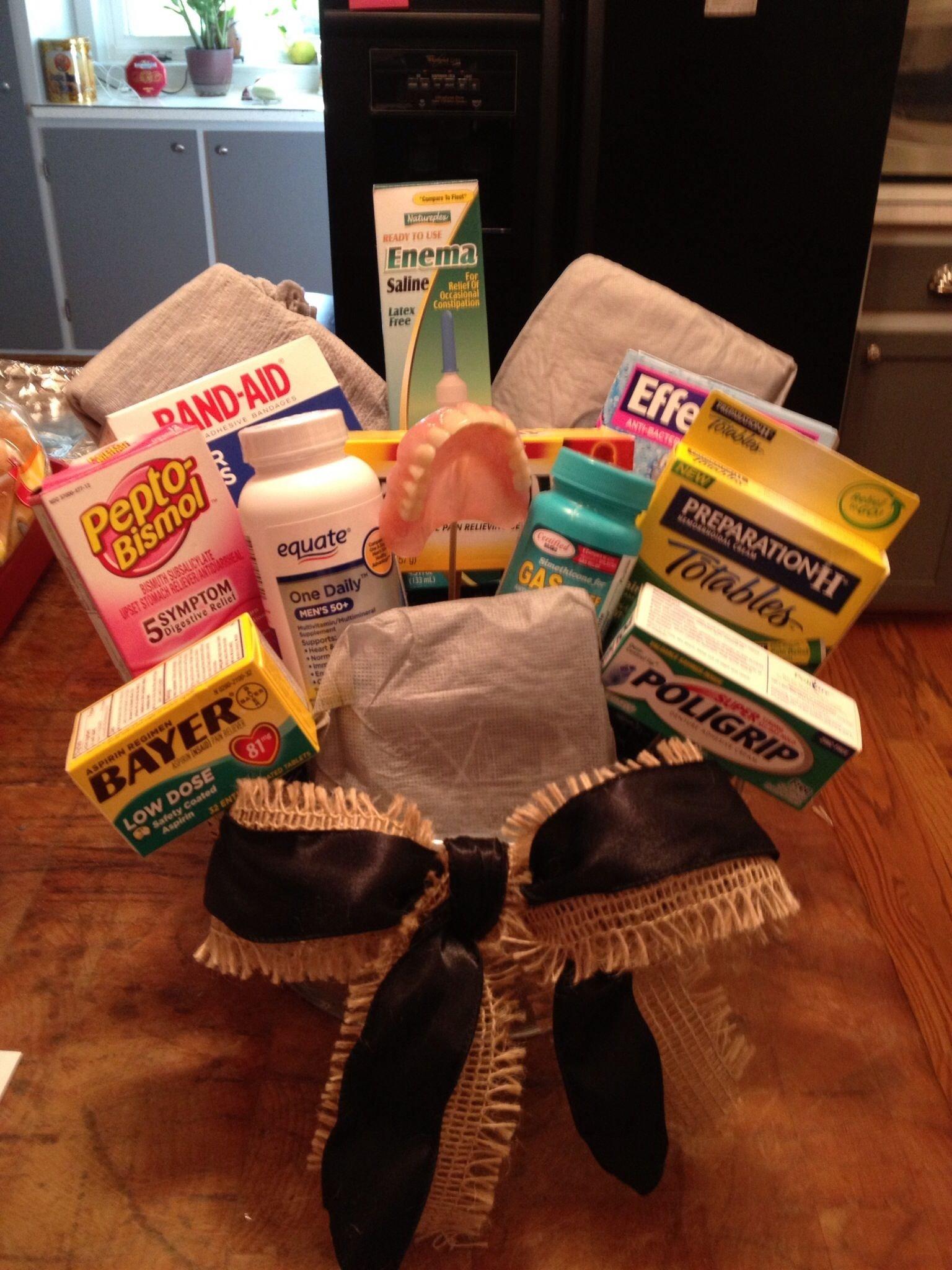 10 Pretty 50Th Birthday Party Gift Ideas 50th birthday gag gift projects pinterest birthday gag gifts 8 2020