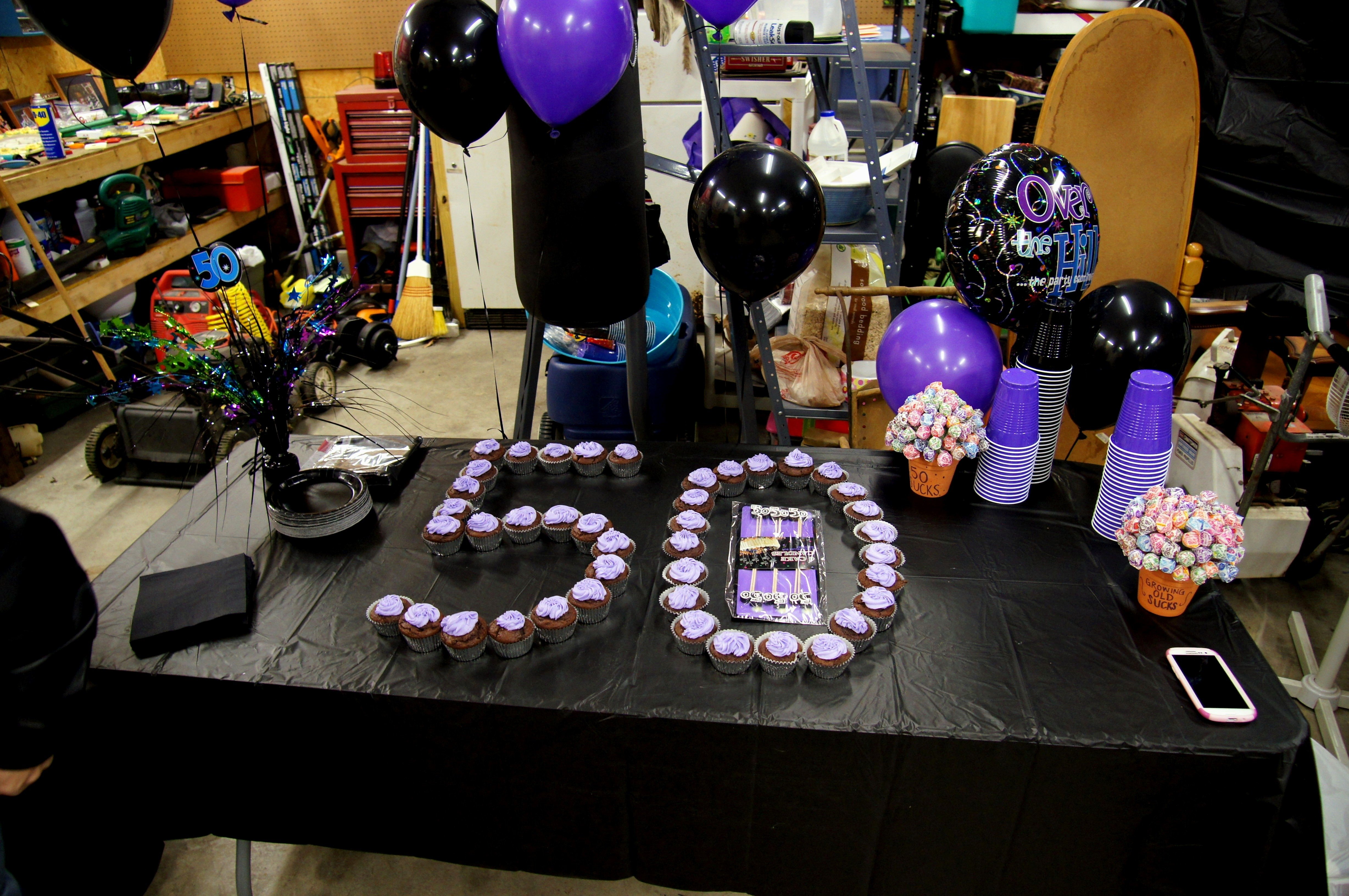 10 Stunning Ideas For 50Th Birthday Party 50th Decorations Incredible Decoration 6