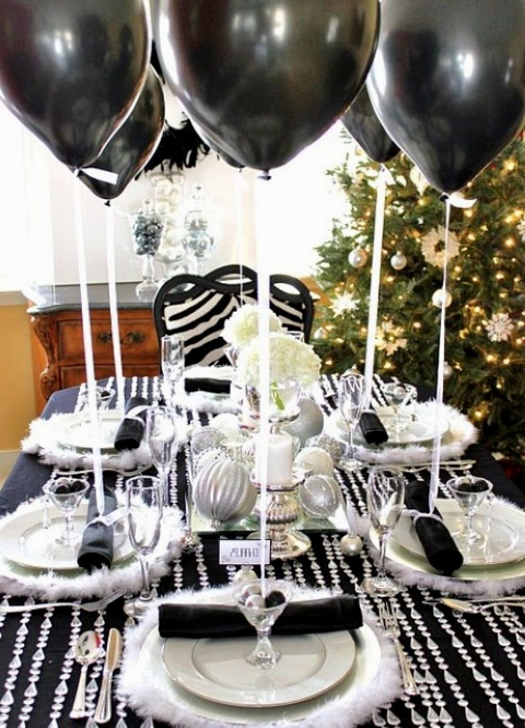 10 Fabulous Mens 50Th Birthday Party Ideas 50th party decortation black and silver decorating of party 2021