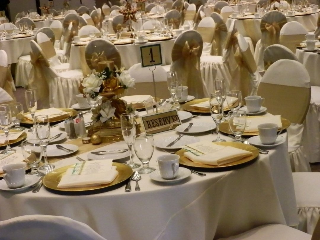 50th wedding anniversary decorations ideas — collaborate decors
