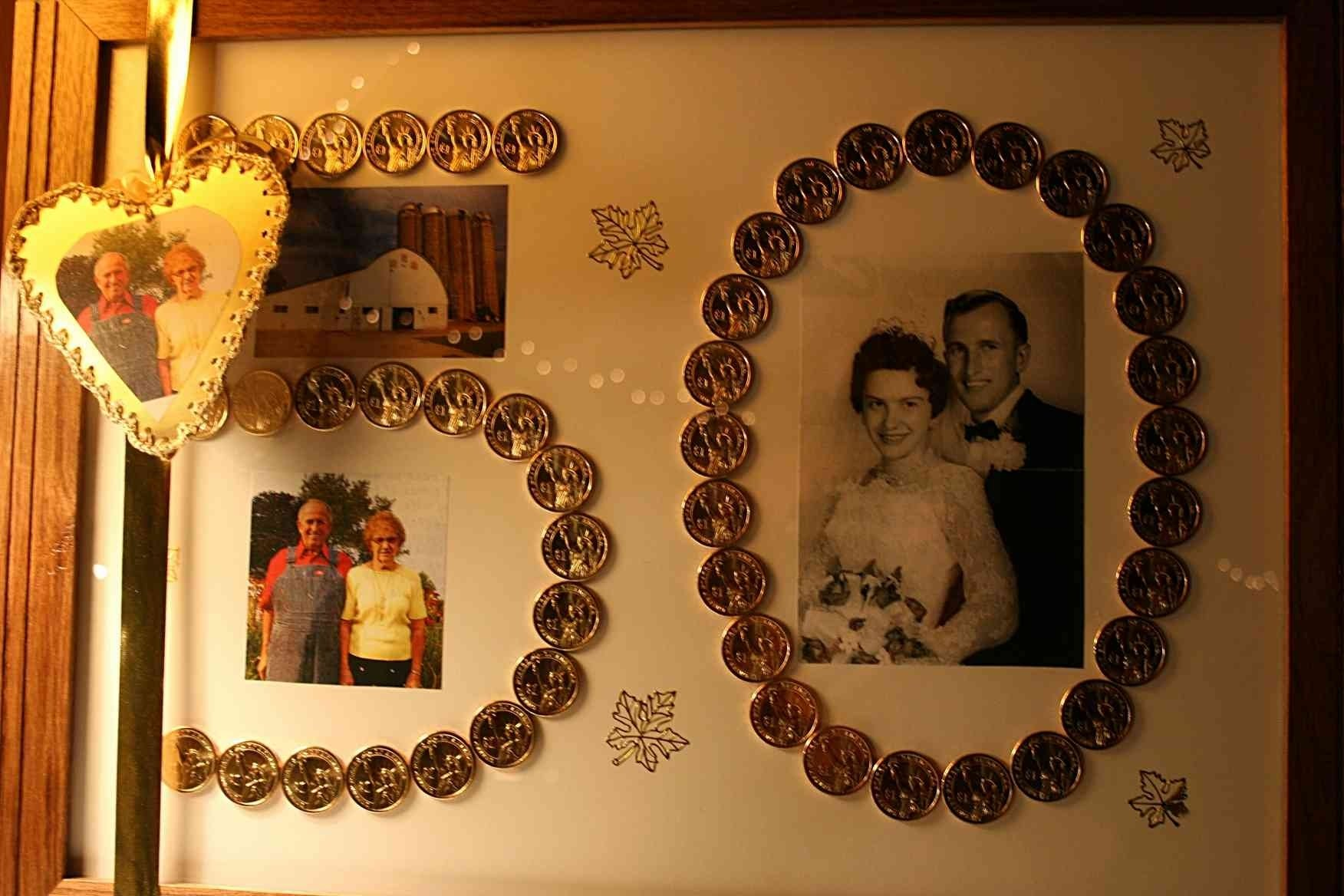 10 Fashionable 50th Wedding Anniversary Ideas For Parents