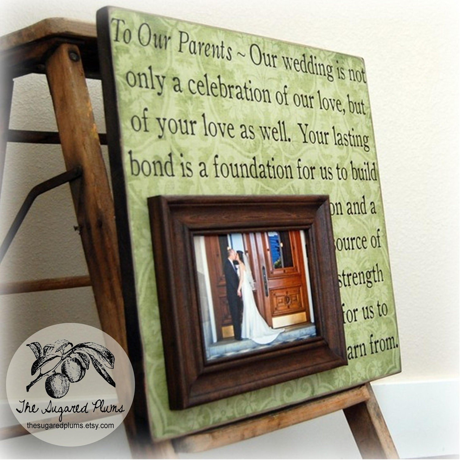 Golden Wedding Presents For Parents Wedding Gift Ideas For Parents
