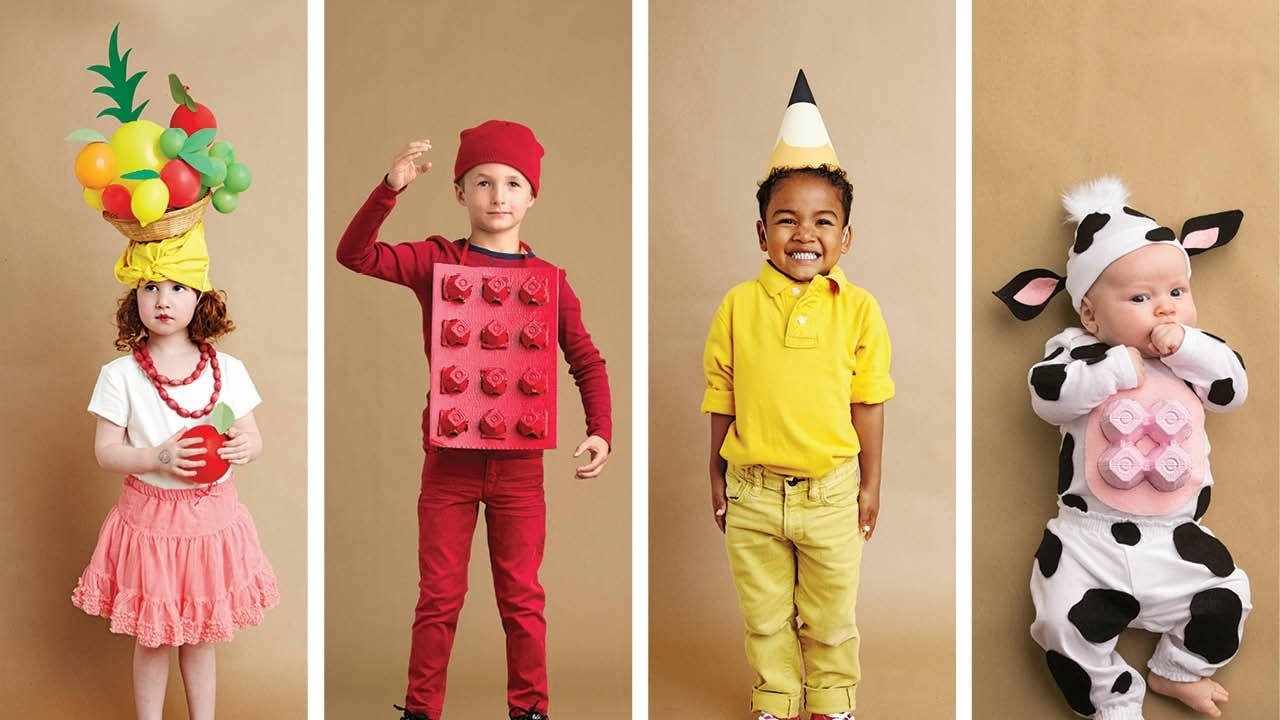 10 Famous Ideas For Halloween Costumes For Kids 51 easy halloween costumes for kids 3 2021