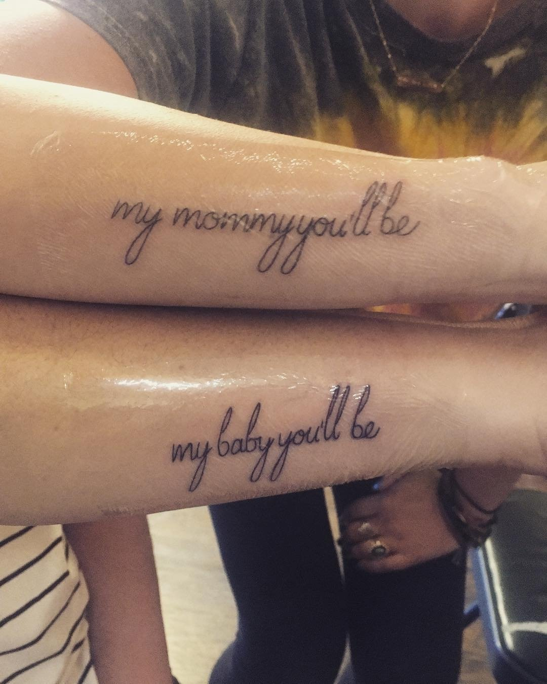 10 Ideal Mother And Daughter Tattoos Ideas 51 extremely adorable mother daughter tattoos to let your mother 2