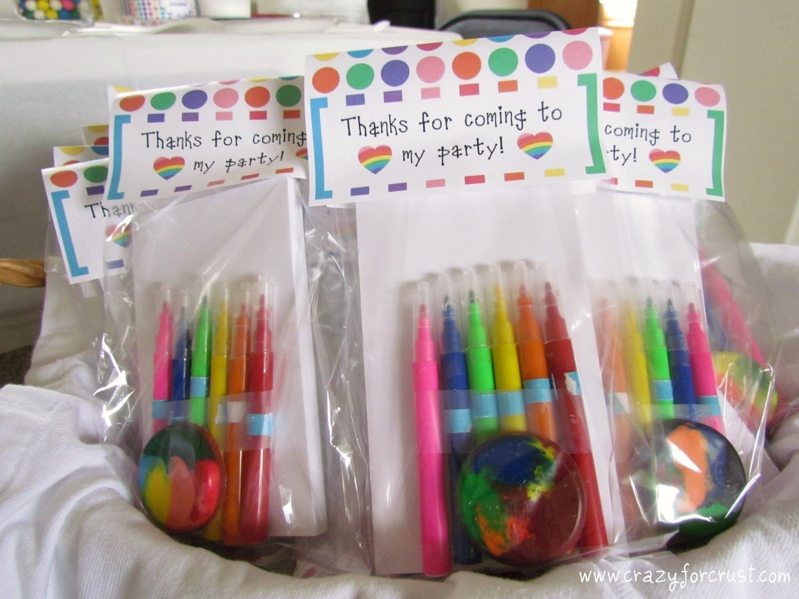 10 Wonderful Birthday Party Goodie Bag Ideas 51 items for goody bags goodie bags idea jen joes design goodie 2021