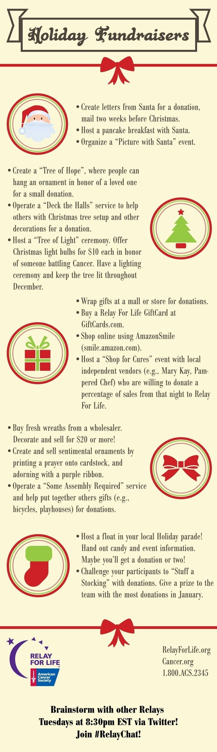 10 Stylish Benefit Ideas For Cancer Patients 518 best fundraising ideas images on pinterest christmas 3 2021