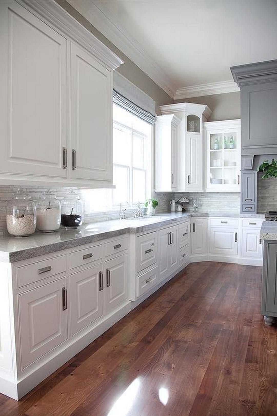 53 pretty white kitchen design ideas | kitchen design, kitchens and