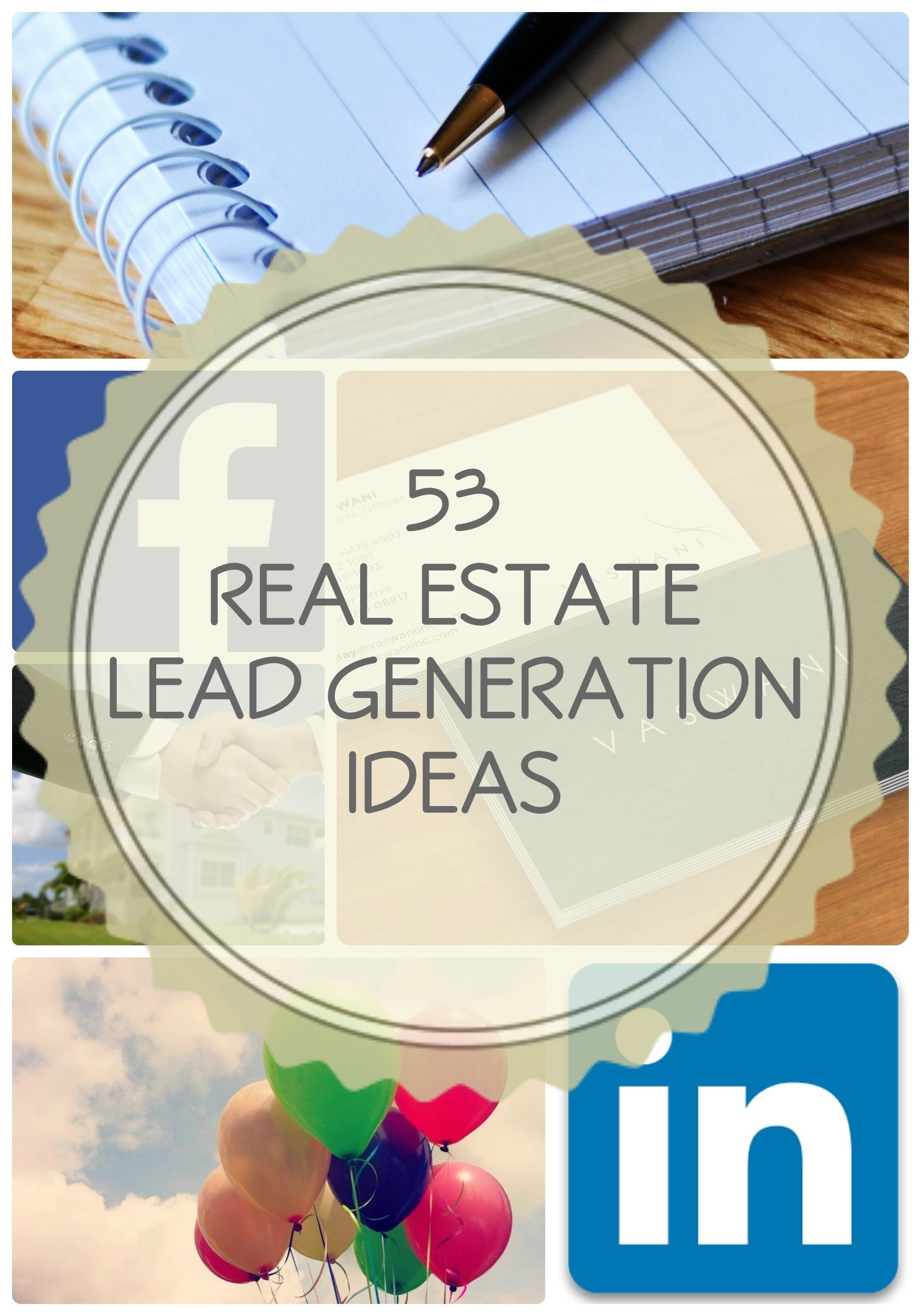 10 Unique Real Estate Lead Generation Ideas 53 real estate lead generation ideas theres one top secret 2020