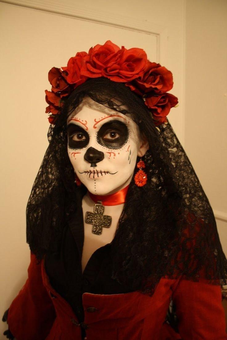 10 Best Dia De Los Muertos Costume Ideas 54 best dia de los muertos images on pinterest day of dead 2020