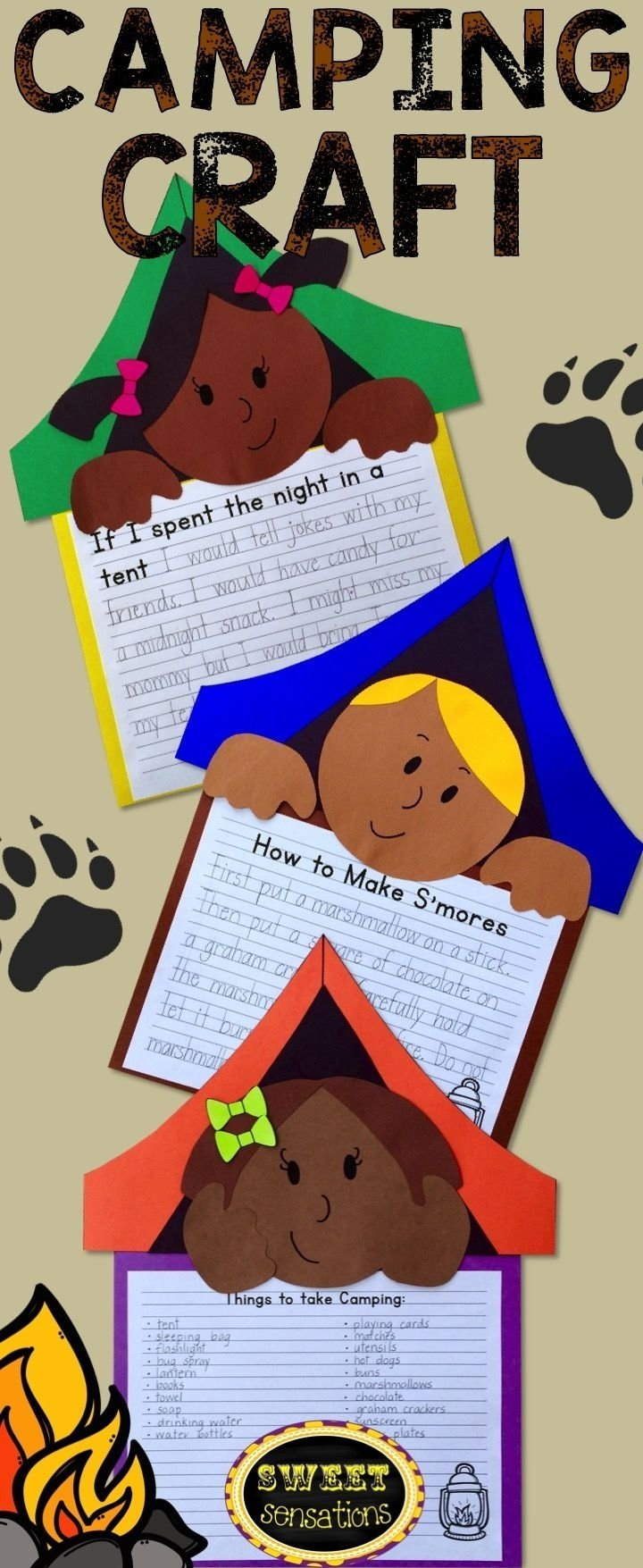 10 Perfect Preschool Summer Camp Theme Ideas 55 best speech camp camping themed speech therapy images on