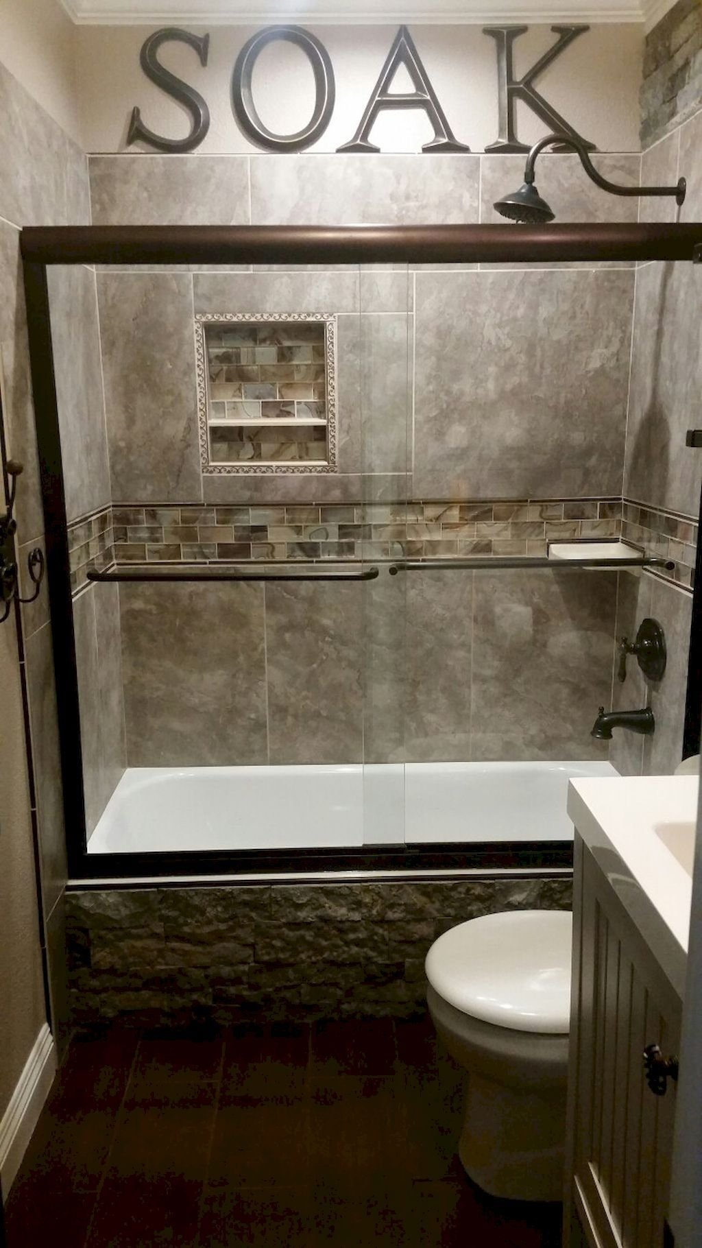 10 Unique Ideas For Small Bathroom Remodel 55 cool small master bathroom remodel ideas master bathroom 1 2020