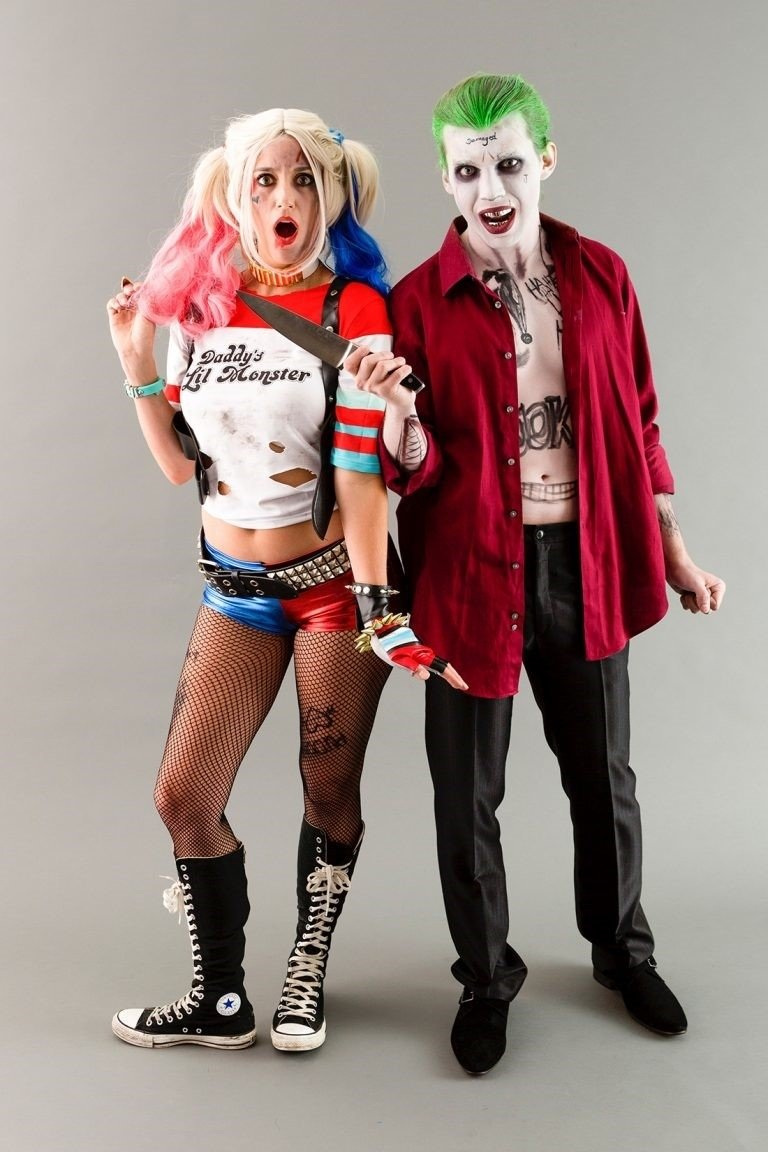 55 halloween couple costumes ideas, scary halloween costumes for ur