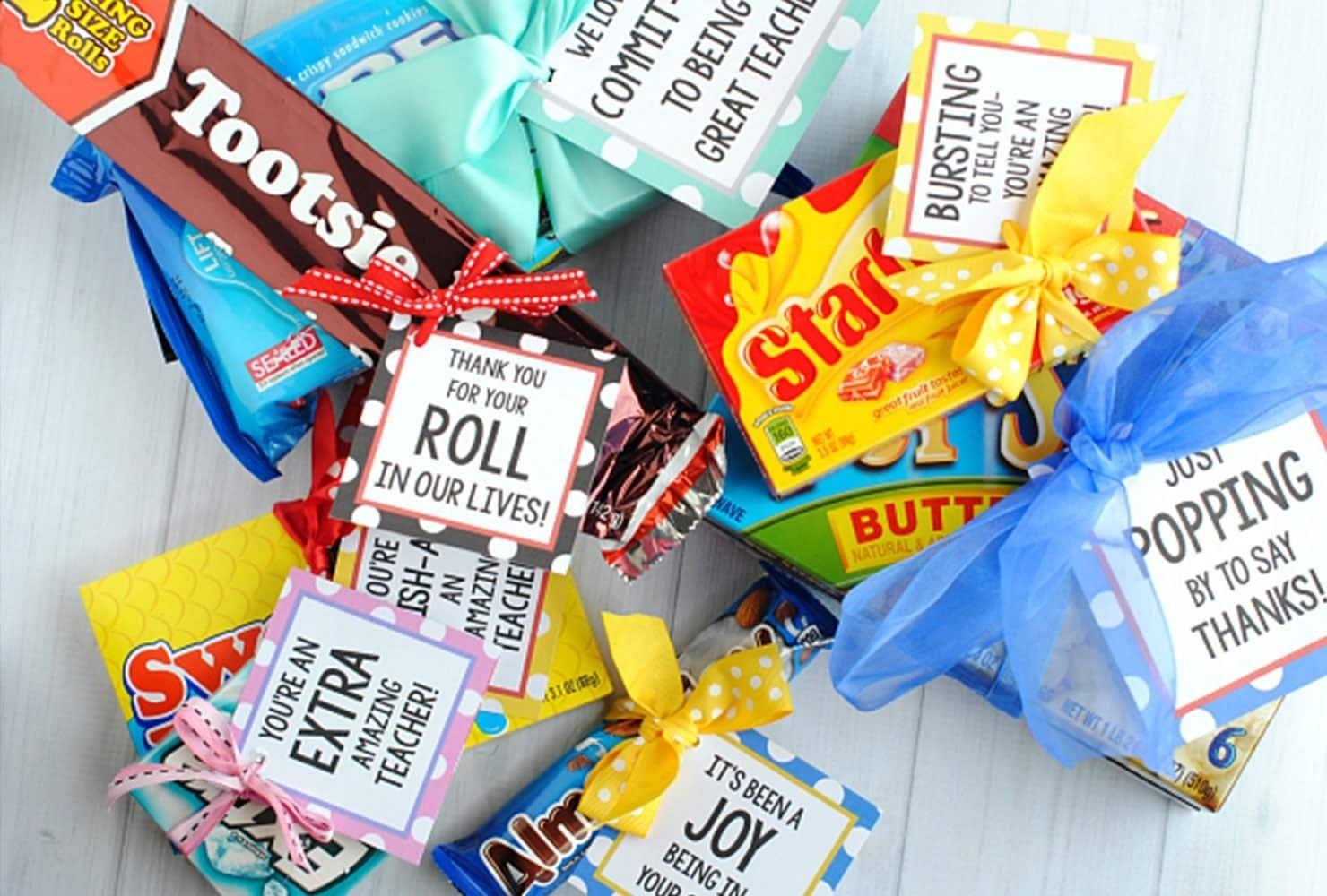 10 Attractive Teacher Appreciation Gift Ideas With Candy 55 teacher appreciation week gift ideas to say thanks shutterfly 8