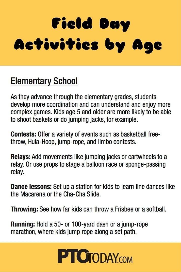 10 Stylish Elementary School Field Day Ideas 56 best field day game ideas images on pinterest field day 1 2020