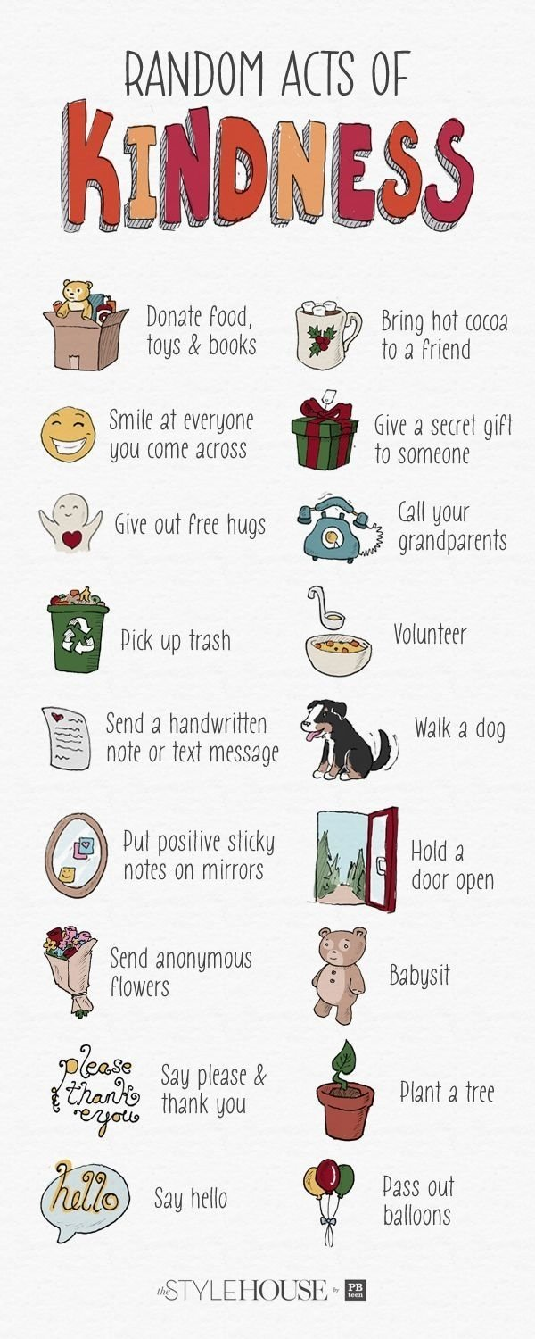 10 Trendy Acts Of Kindness Ideas For Kids 56 best kindness for kids images on pinterest inspiration quotes 1 2020