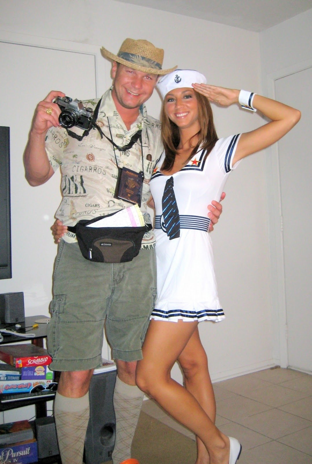 10 Great Adult Homemade Halloween Costume Ideas 56 easy halloween costumes for adults homemade 62 homemade 1 2020