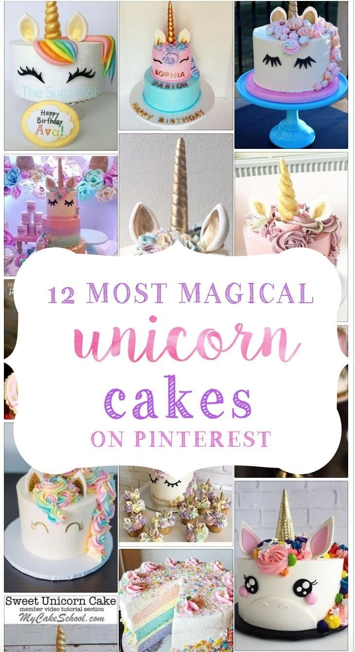 10 Most Popular 12Th Birthday Party Ideas For Girls 57 best unicorn birthday party ideas images on pinterest unicorn 2021