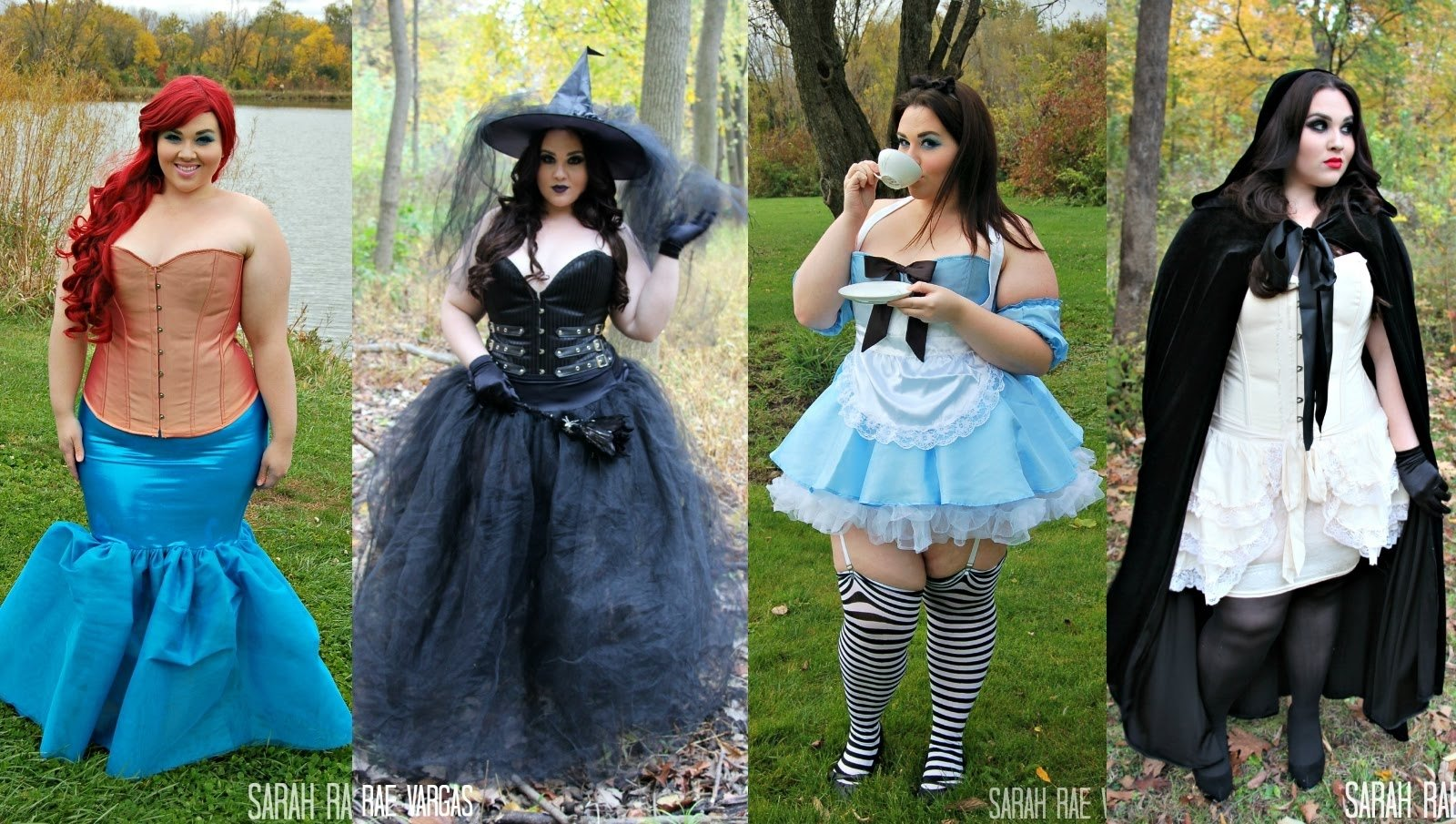 10 Great Homemade Plus Size Halloween Costume Ideas 57 halloween costume ideas for plus size women homemade sexy 4 2021