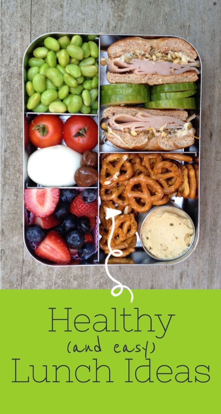 10 Great Quick Easy Healthy Lunch Ideas 578 best school packable lunch images on pinterest healthy 2021