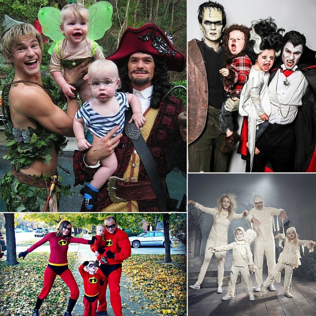 10 Unique Family Of 4 Costume Ideas 59 For A 5 The