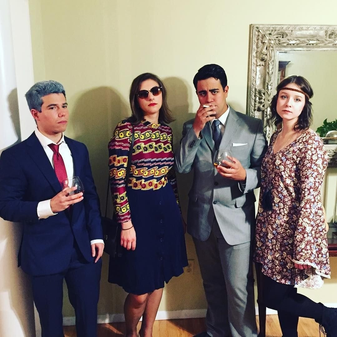 10 Great Cheap Halloween Costumes Ideas For Men 59 creative homemade group costume ideas cheap halloween costumes