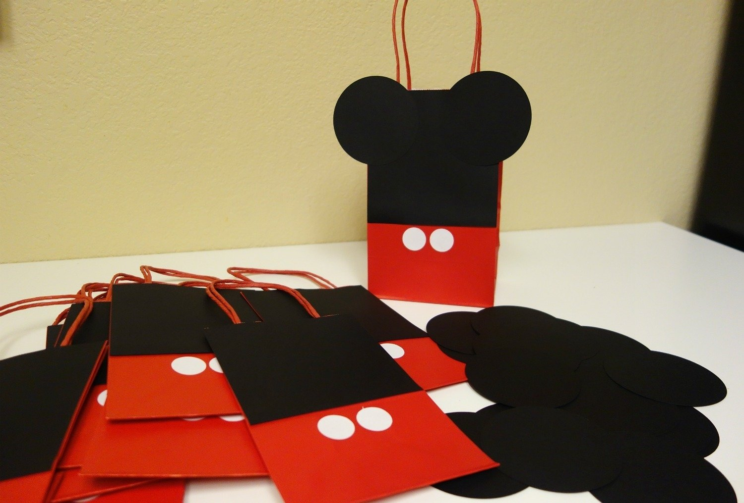 59 mickey goody bags, items similar to minnie (or mickey) mouse