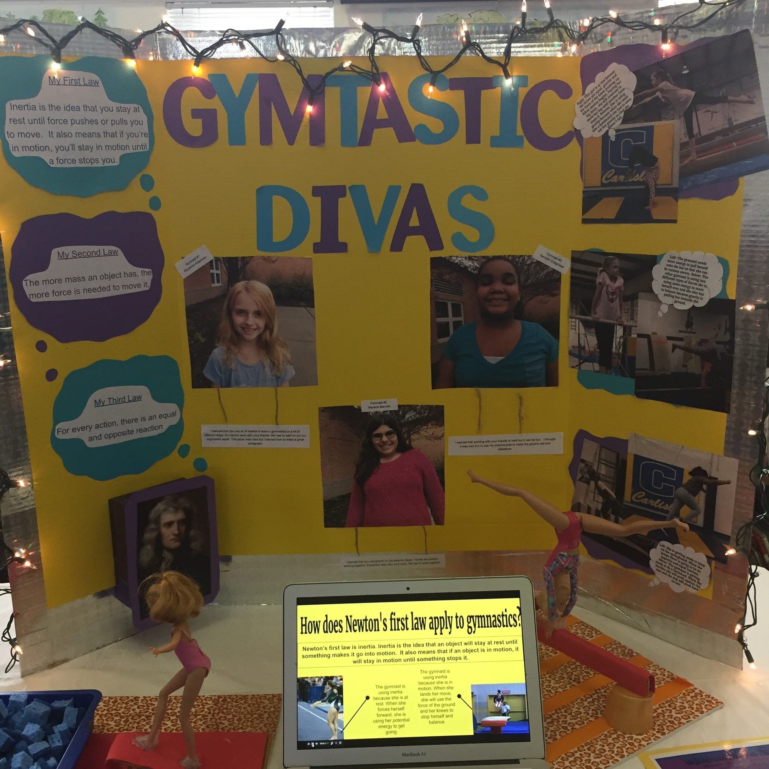 10 Most Popular Gymnastics Science Fair Project Ideas 5th grade exposition carlisle school