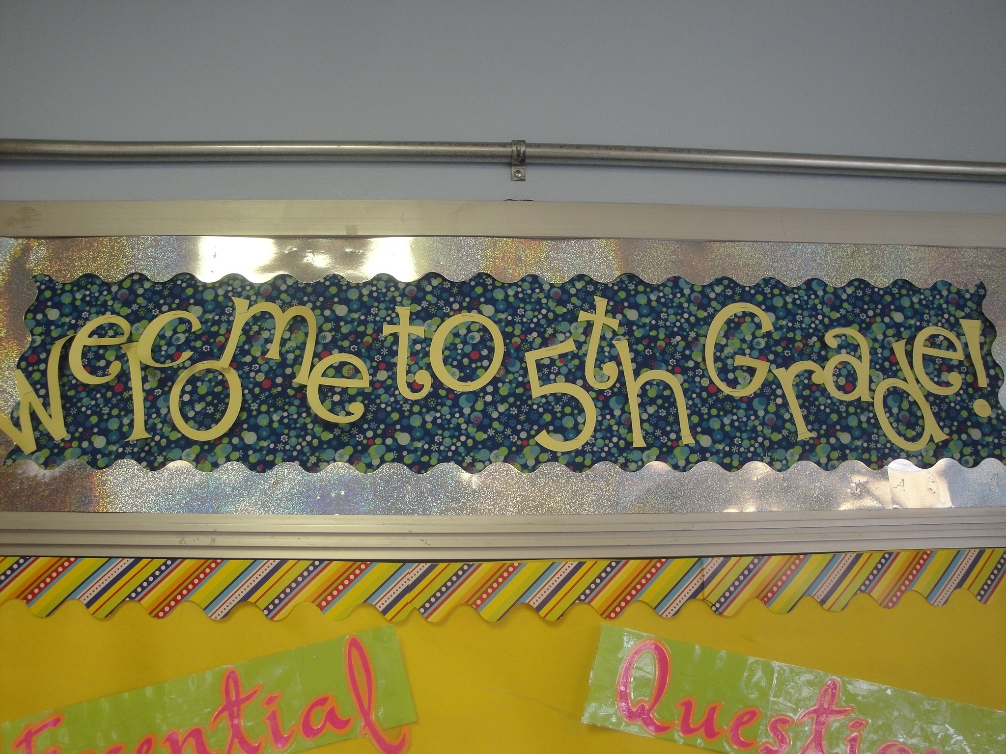 10 Amazing Fifth Grade Bulletin Board Ideas 5th grade fun in fifth grade at jcs 2020