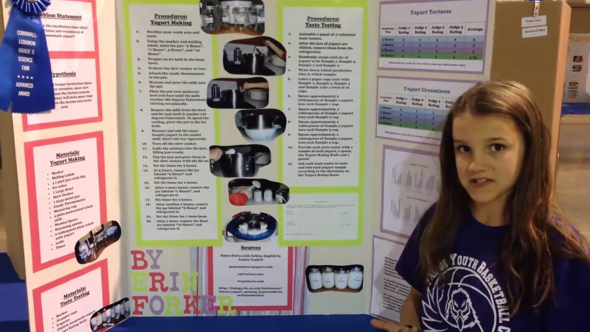 10 Best 6 Grade Science Fair Ideas 5th grade science fair cornwall lebanon school district youtube 1 2020