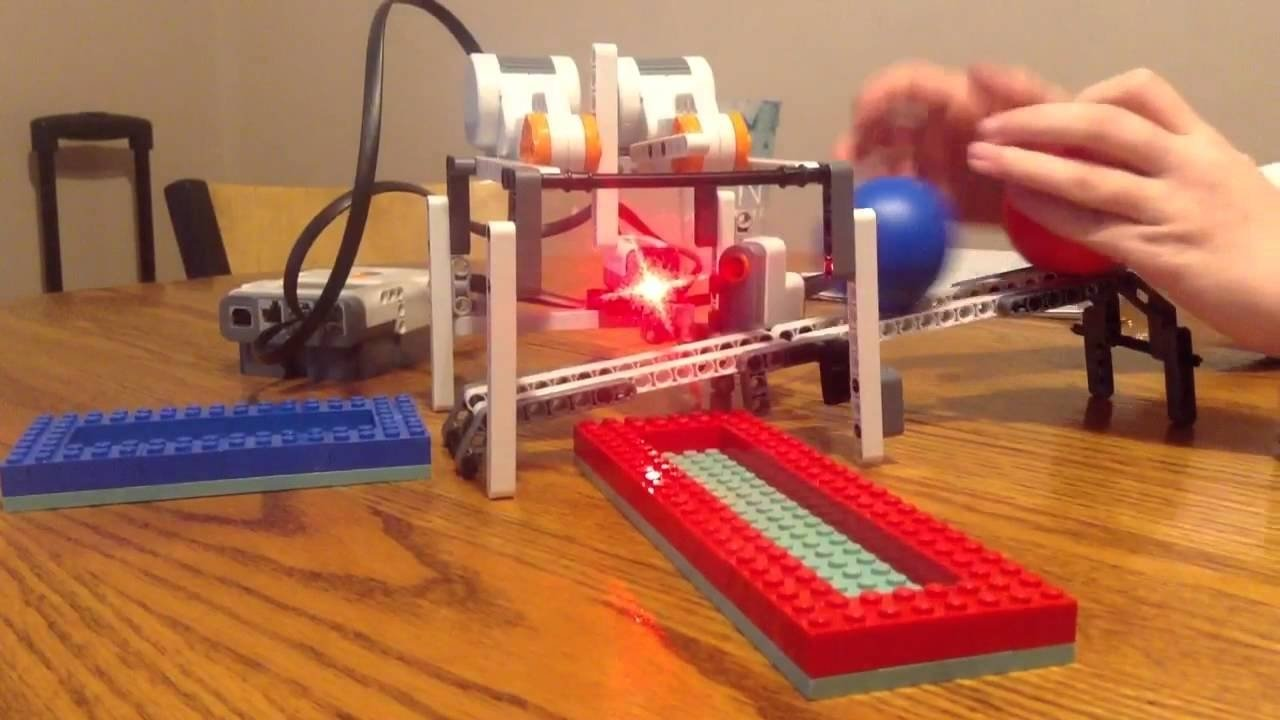 5th grade science project - lego nxt - youtube