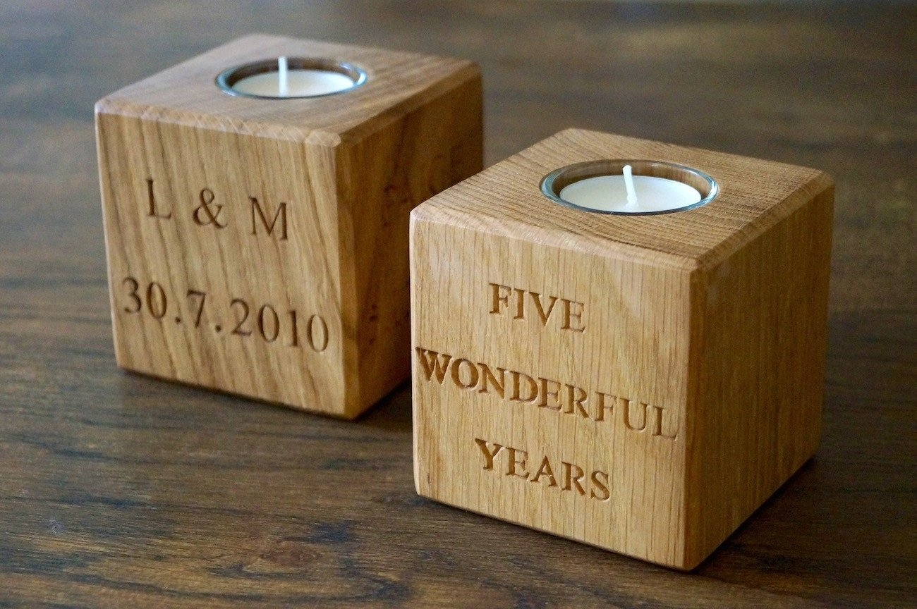 10 Ideal 5th Wedding Anniversary Gift Ideas
