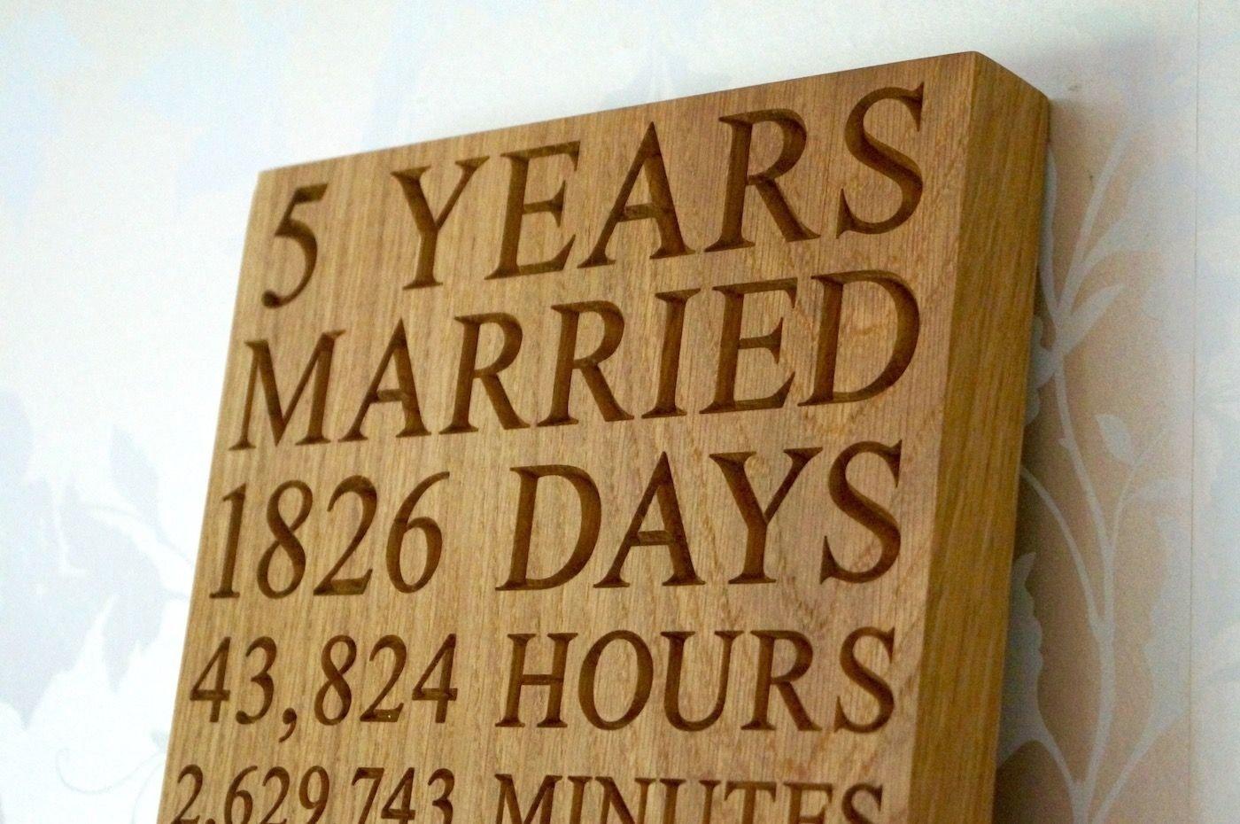 10 Spectacular 5Th Wedding Anniversary Gift Ideas For Her 5th wedding anniversary wishes quotes and messages happy 2020