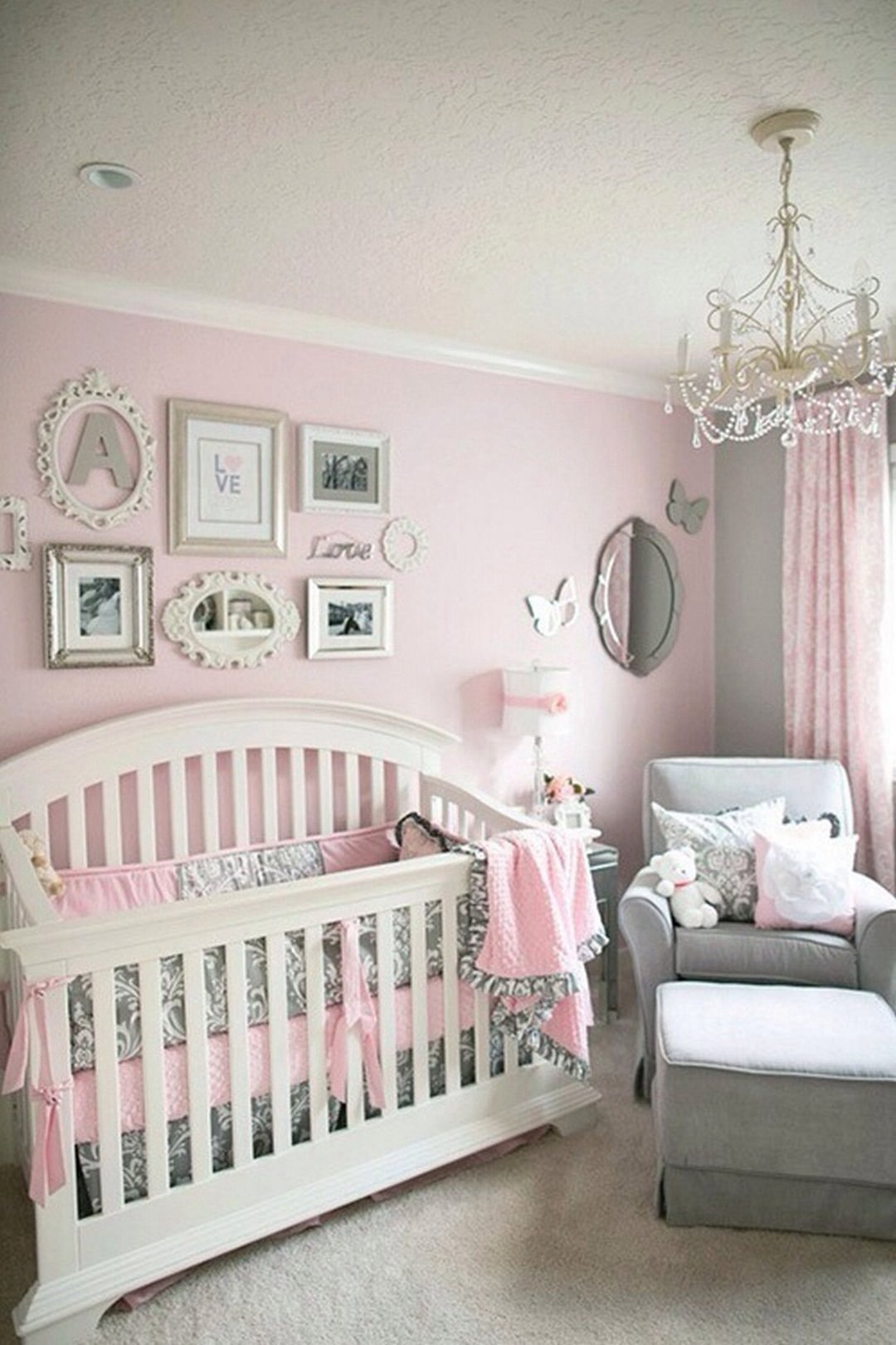 10 Ideal Baby Room Ideas For Girl 6 actionable tips on baby girl nursery nursery babies and girls 13