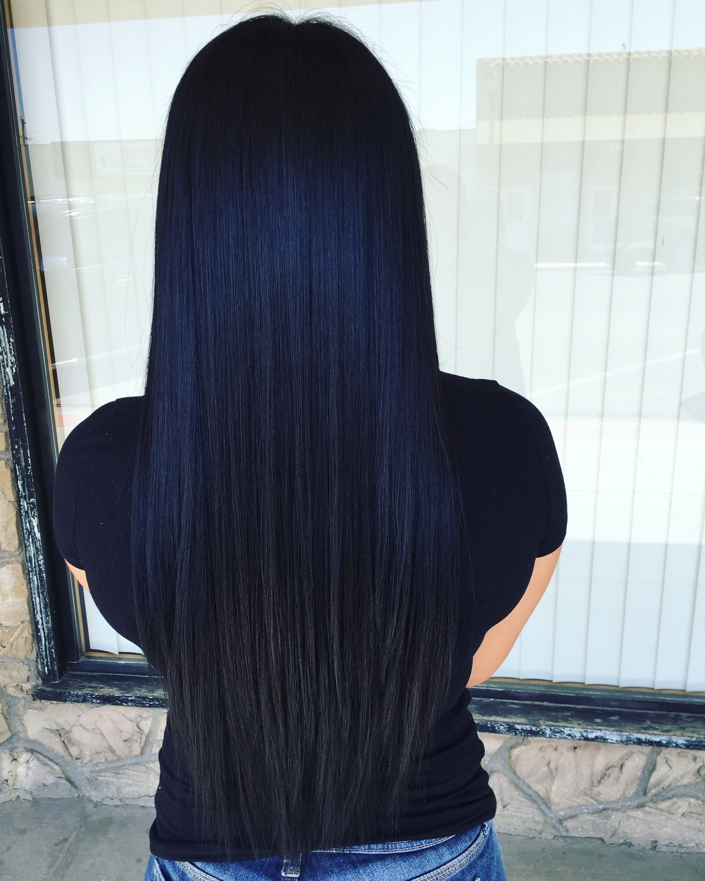 10 Great Blue And Black Hair Color Ideas 6 black hairstyle ideas youd love cheveux coiffures et coloration 2020