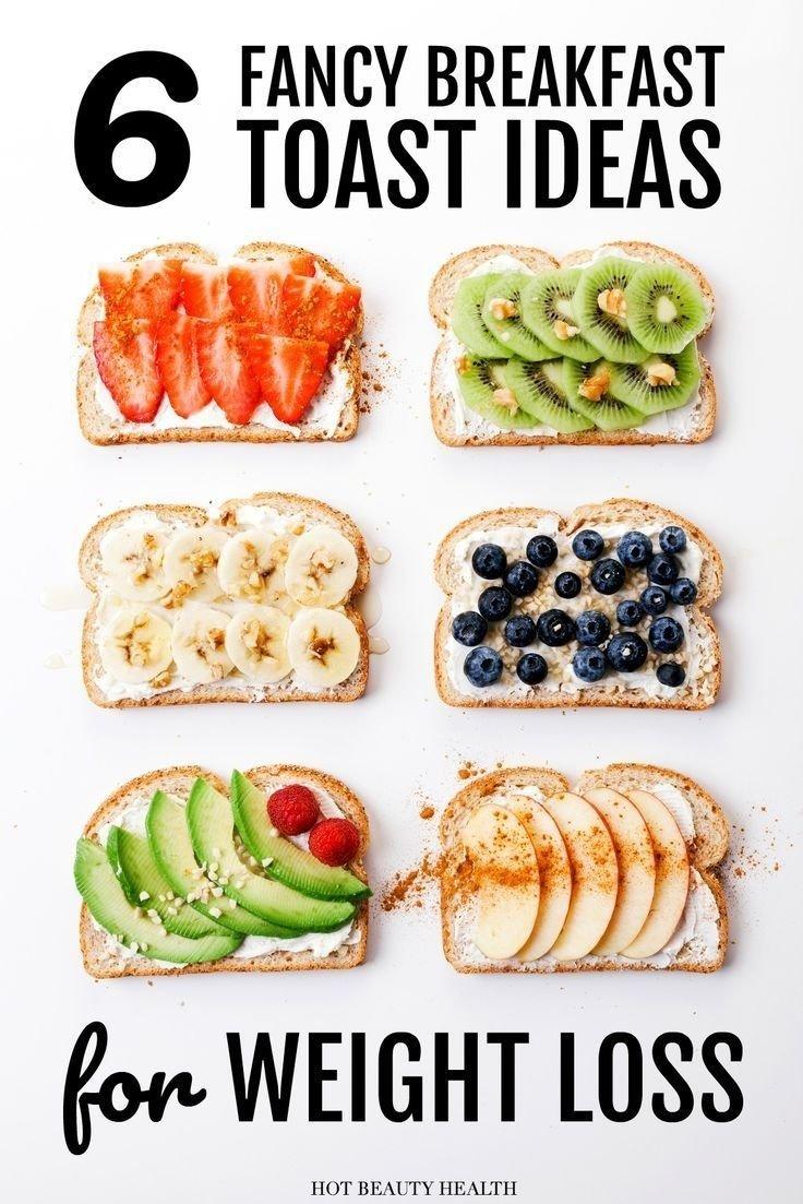 10 Wonderful Healthy Breakfast Ideas To Lose Weight 6 breakfast toast recipe ideas to help you lose weight breakfast 2