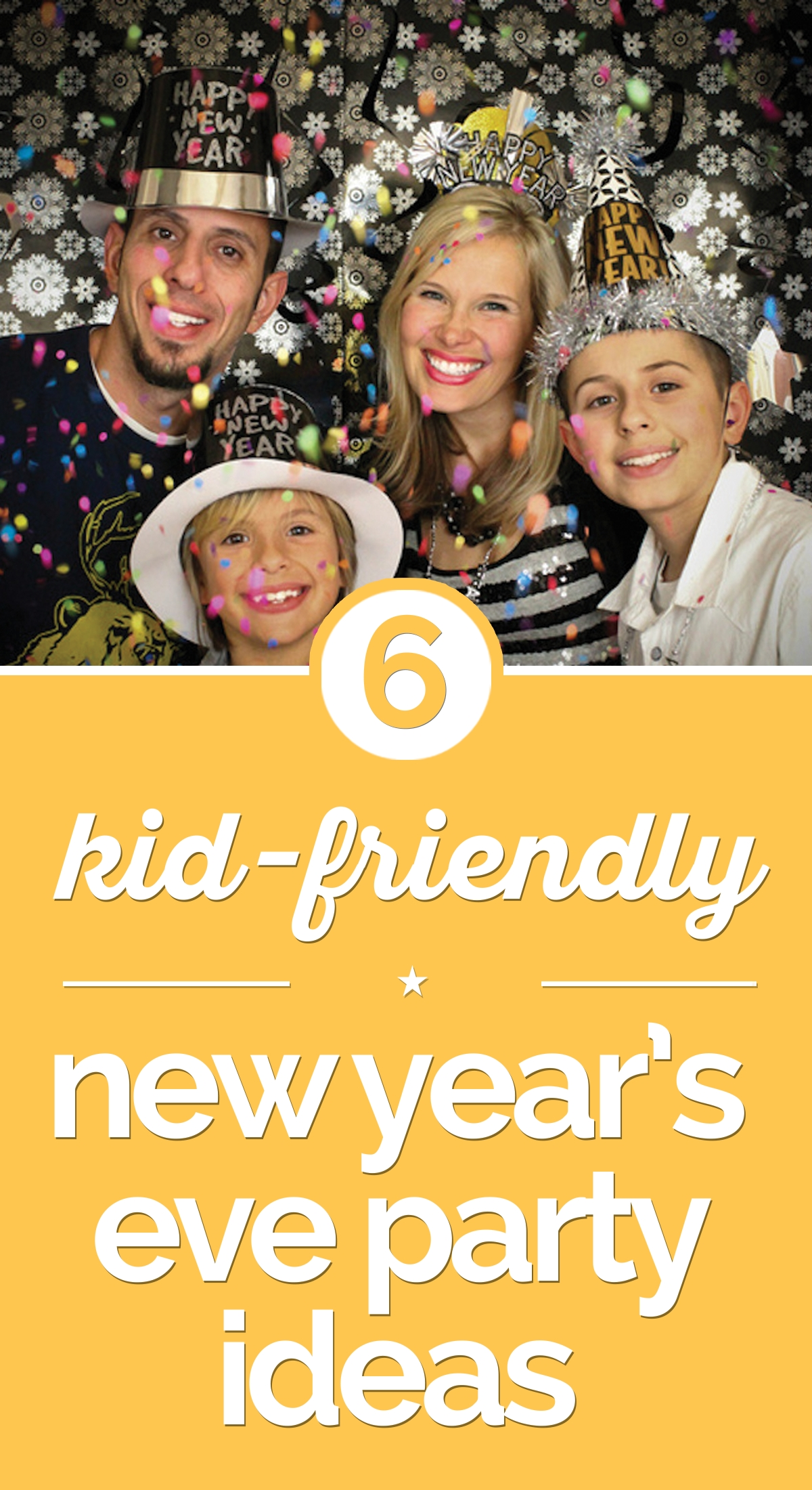 10 Unique Family Friendly New Years Eve Party Ideas 6 kid friendly new years eve party ideas thegoodstuff 4 2020