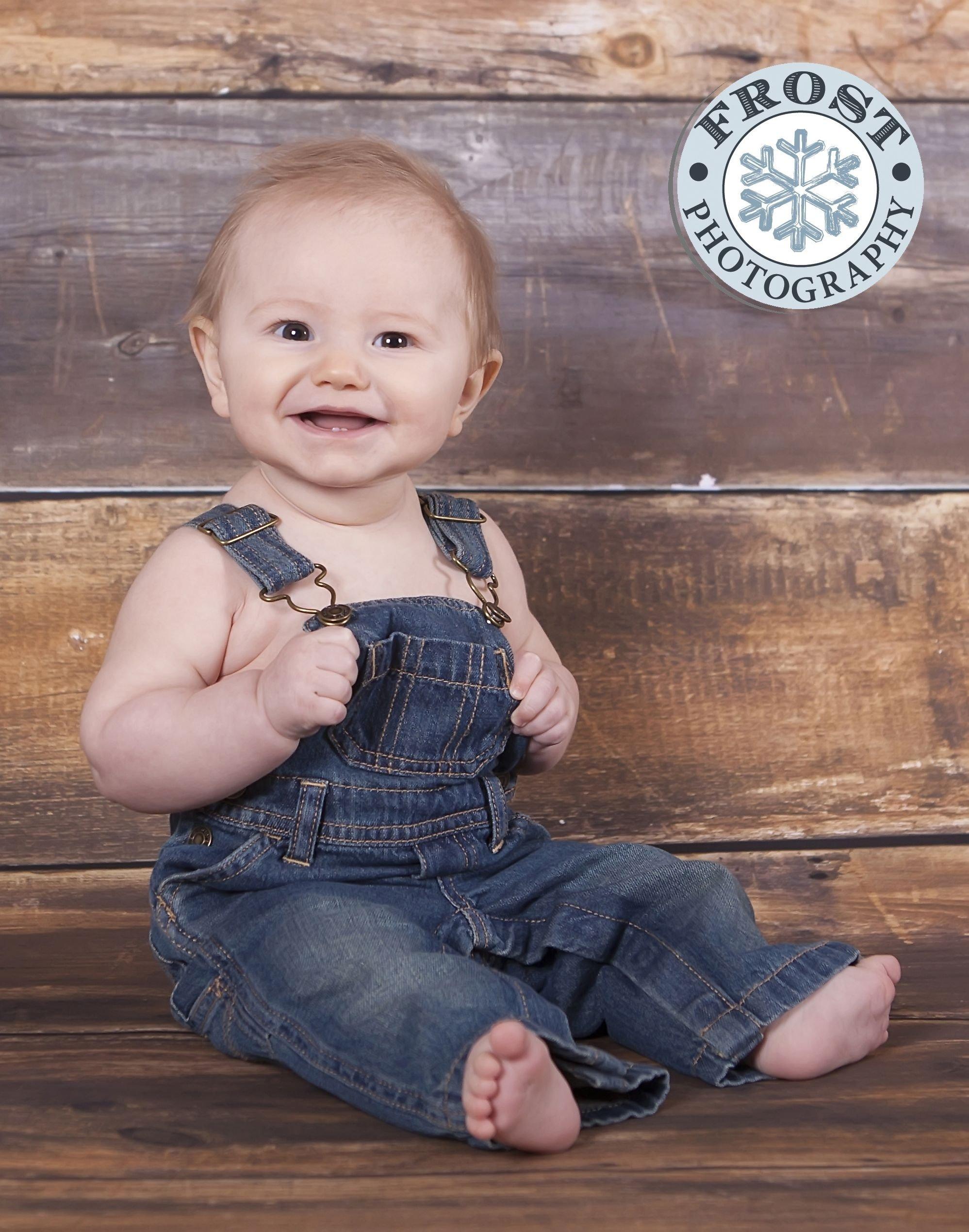 10 Wonderful 6 Month Baby Boy Photo Ideas 6 month baby boy overalls portrait google search picture ideas 1 2020