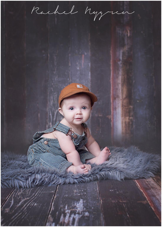 10 Fashionable 6 Month Boy Photo Ideas 6 month old boy rachel nygren photography ft lewis wa 6 2020