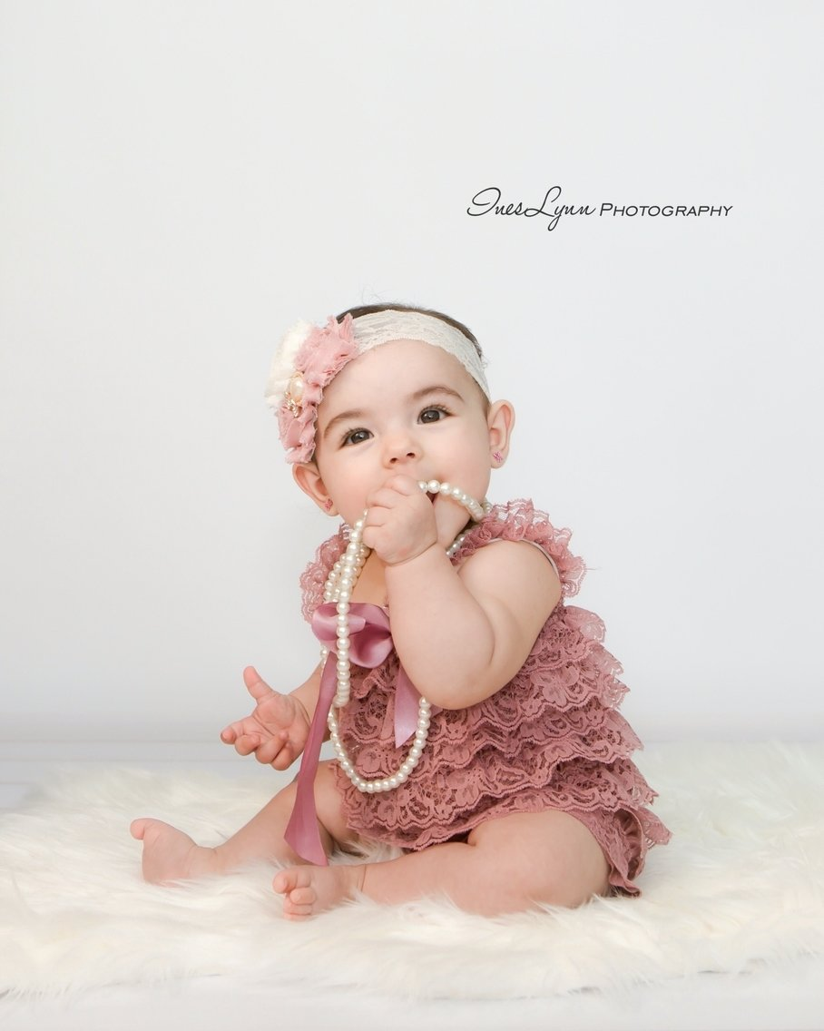10 Stylish 6 Month Old Baby Photography Ideas