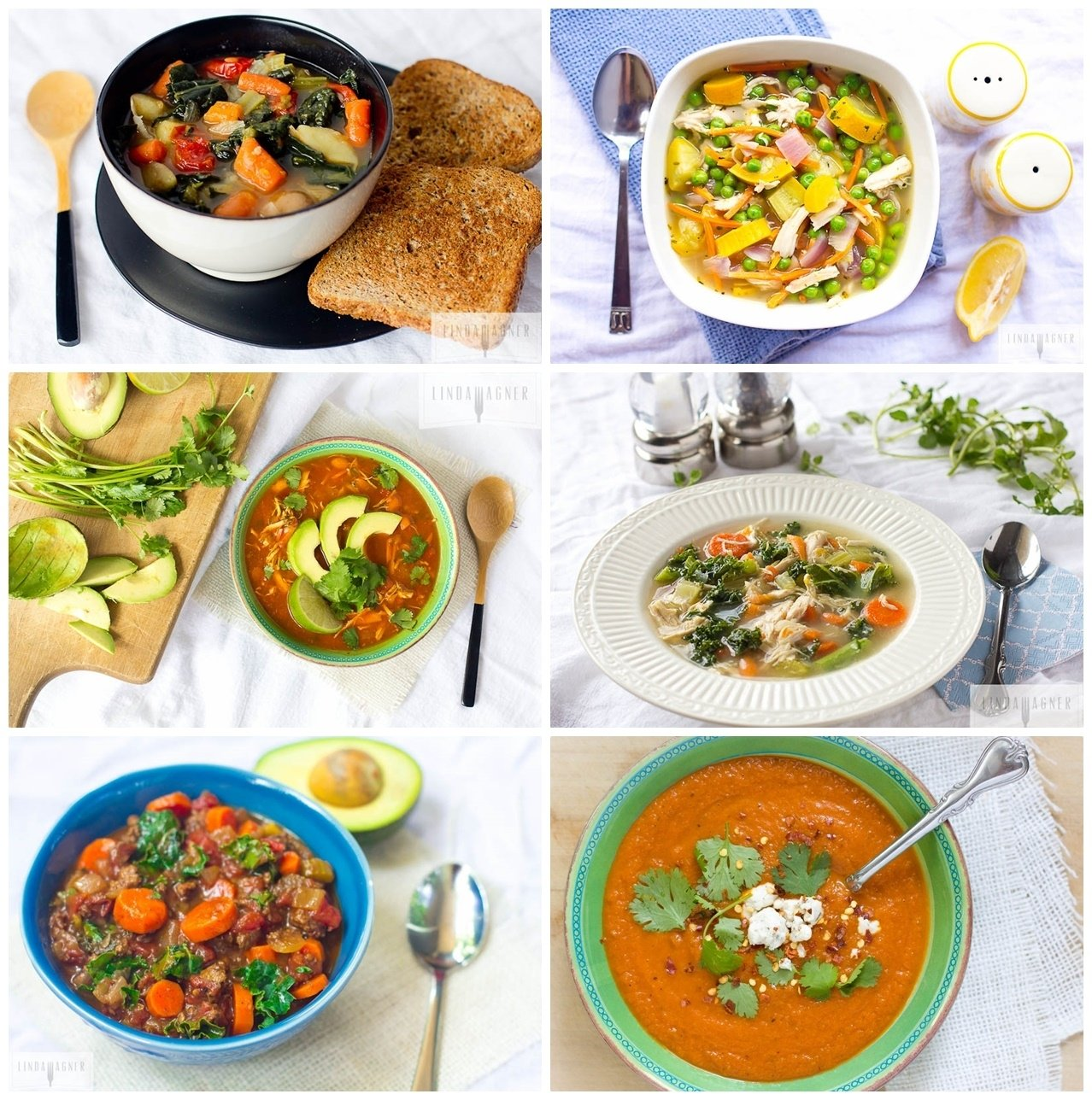 10 Most Popular Meal Ideas For Weight Loss 6 slimming soup recipes my soup diet for weight loss linda wagner 2020